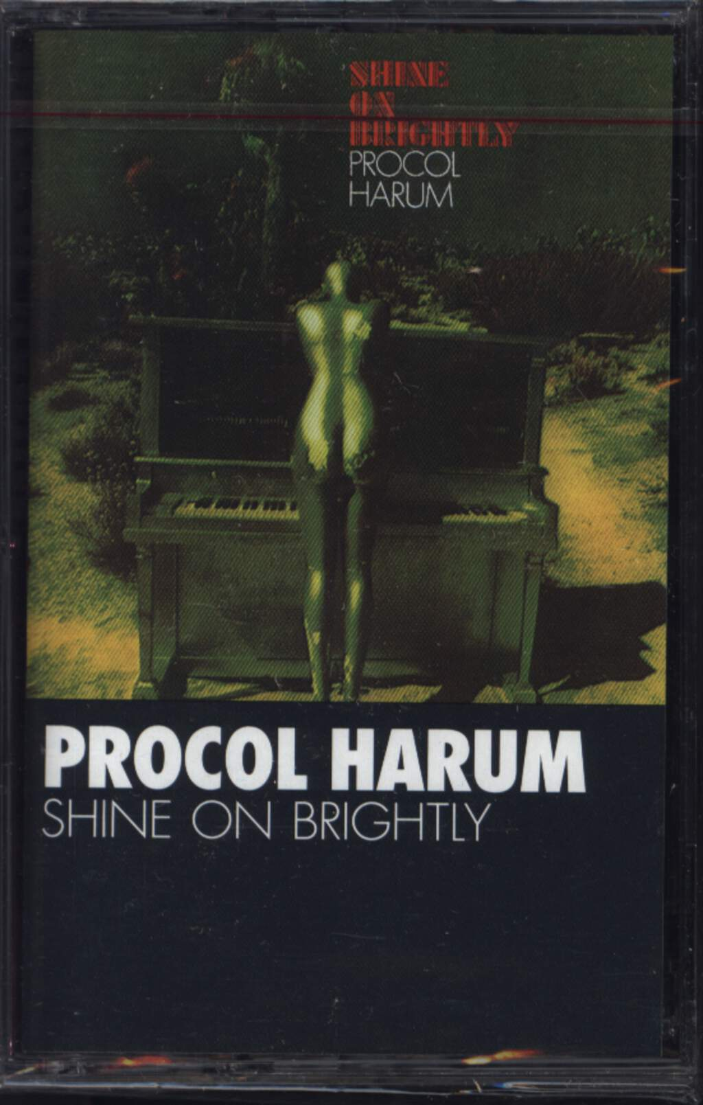 Procol Harum: Shine On Brightly, Compact Cassette