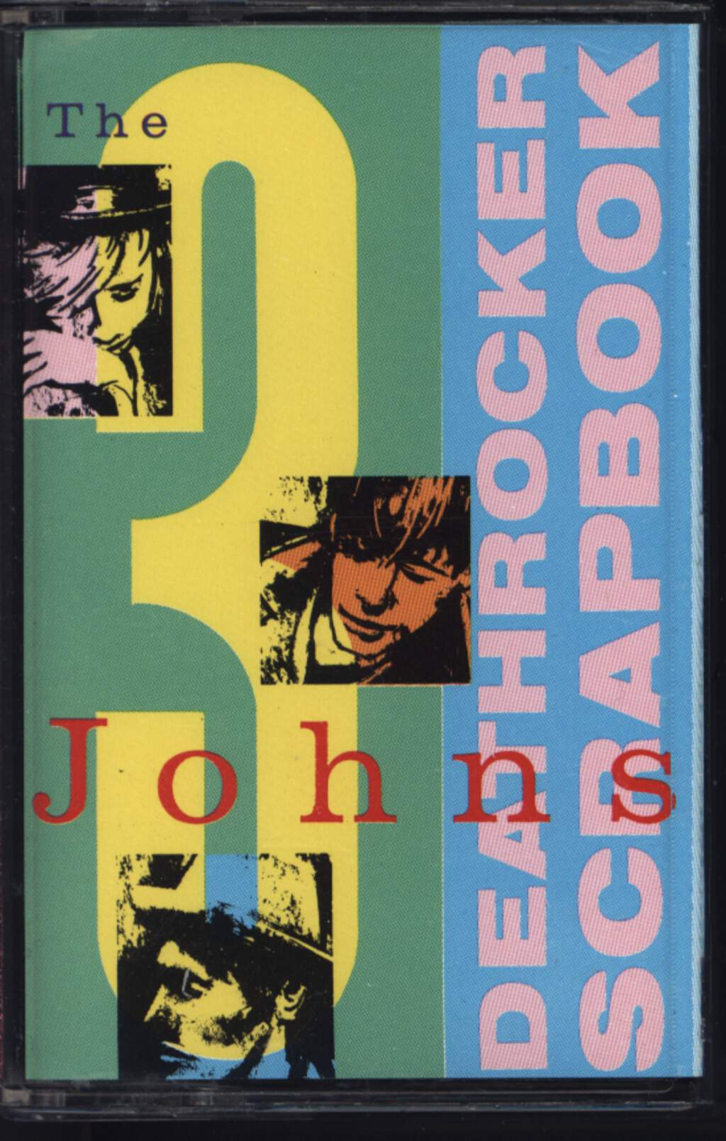 The Three Johns: Deathrocker Scrapbook, Compact Cassette