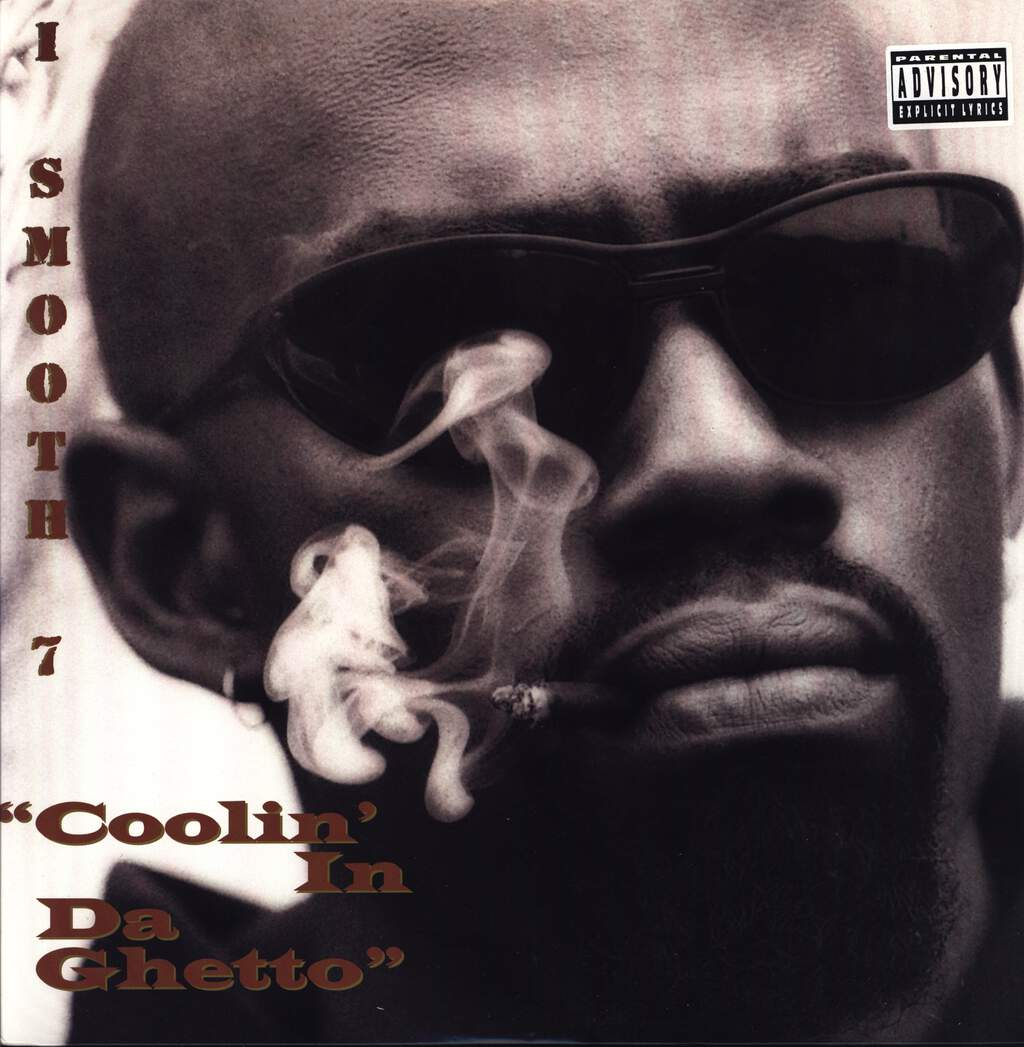 "Smooth 7: Coolin' In Da Ghetto, 12"" Maxi Single (Vinyl)"