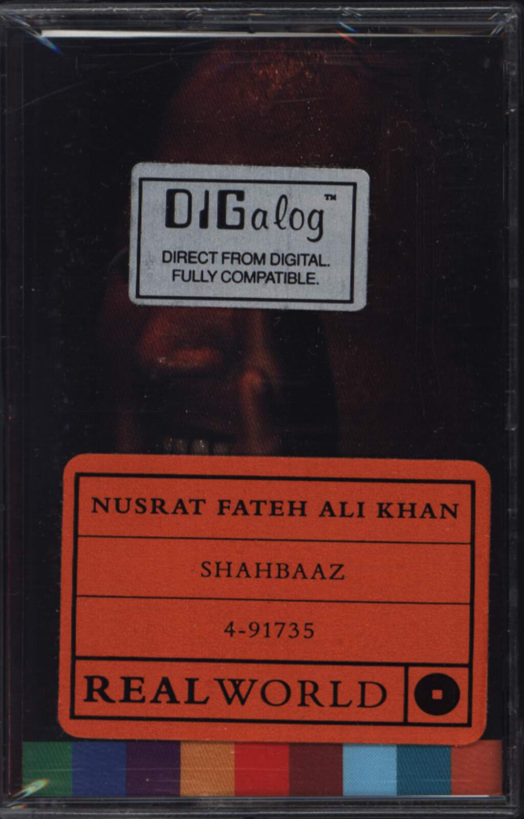 Nusrat Fateh Ali Khan & Party: Shahbaaz, Tape