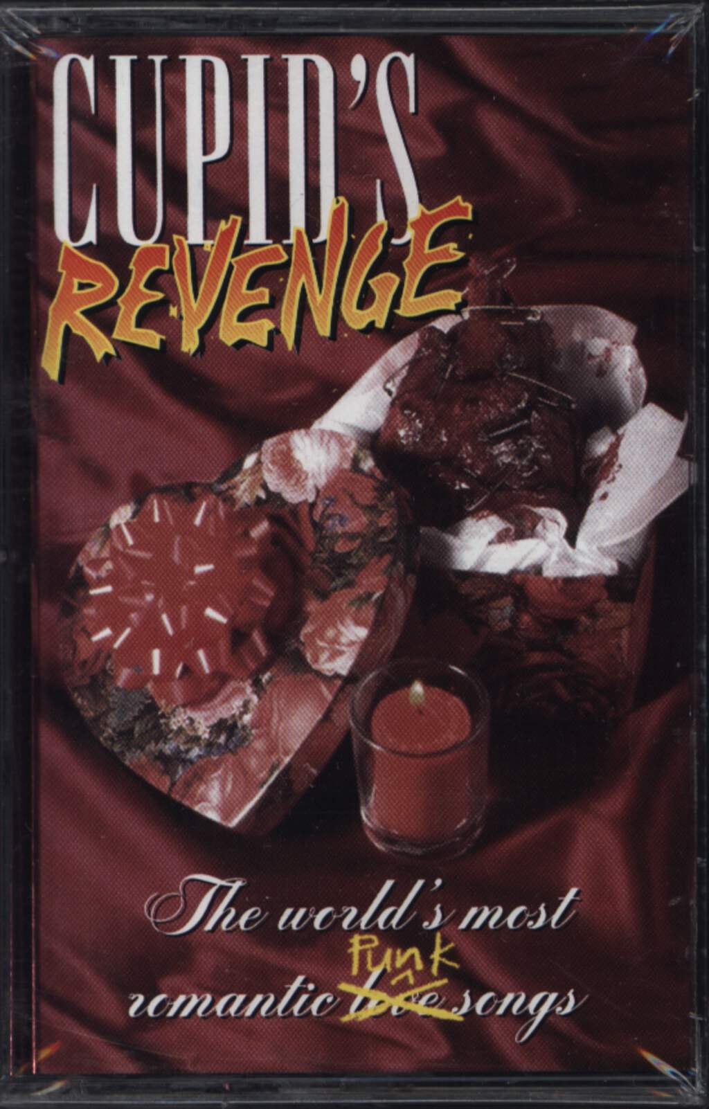 Various: Cupid's Revenge - The World's Most Romantic Punk Songs, Compact Cassette