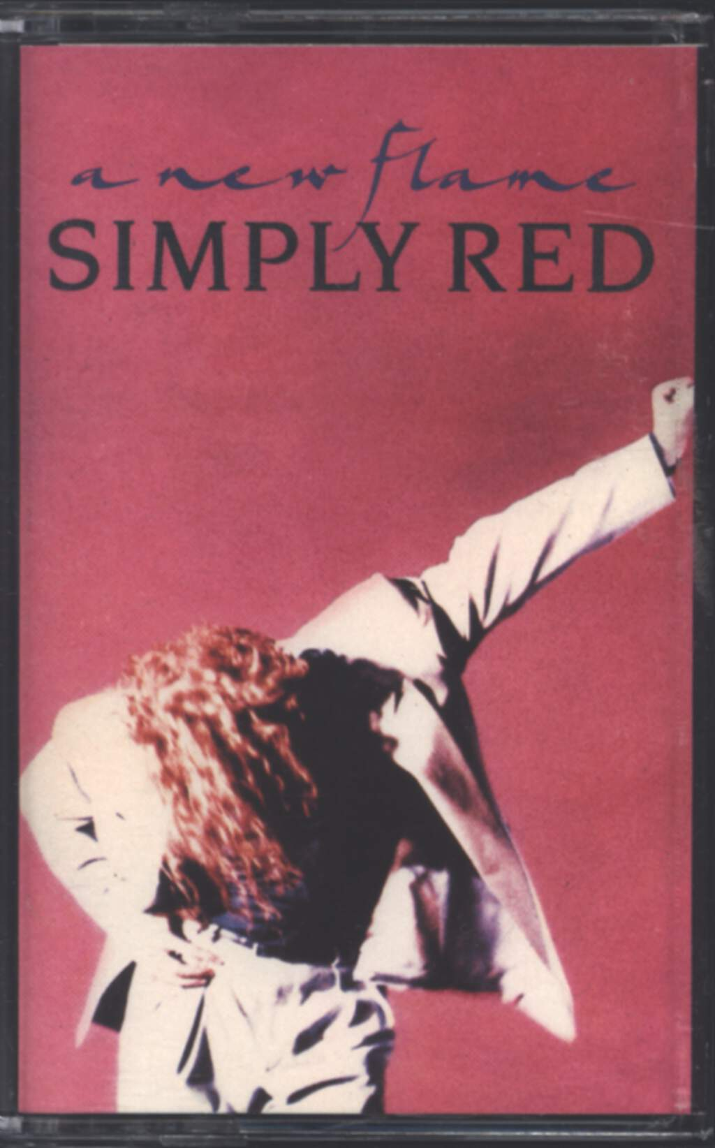 Simply Red: A New Flame, Compact Cassette