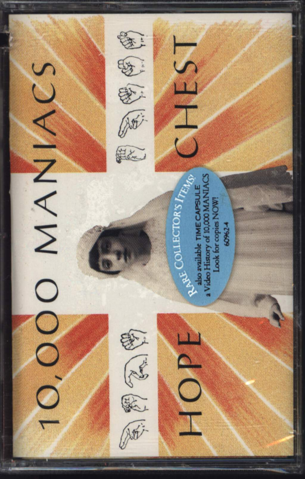 10.000 Maniacs: Hope Chest (The Fredonia Recordings 1982 - 1983), Compact Cassette