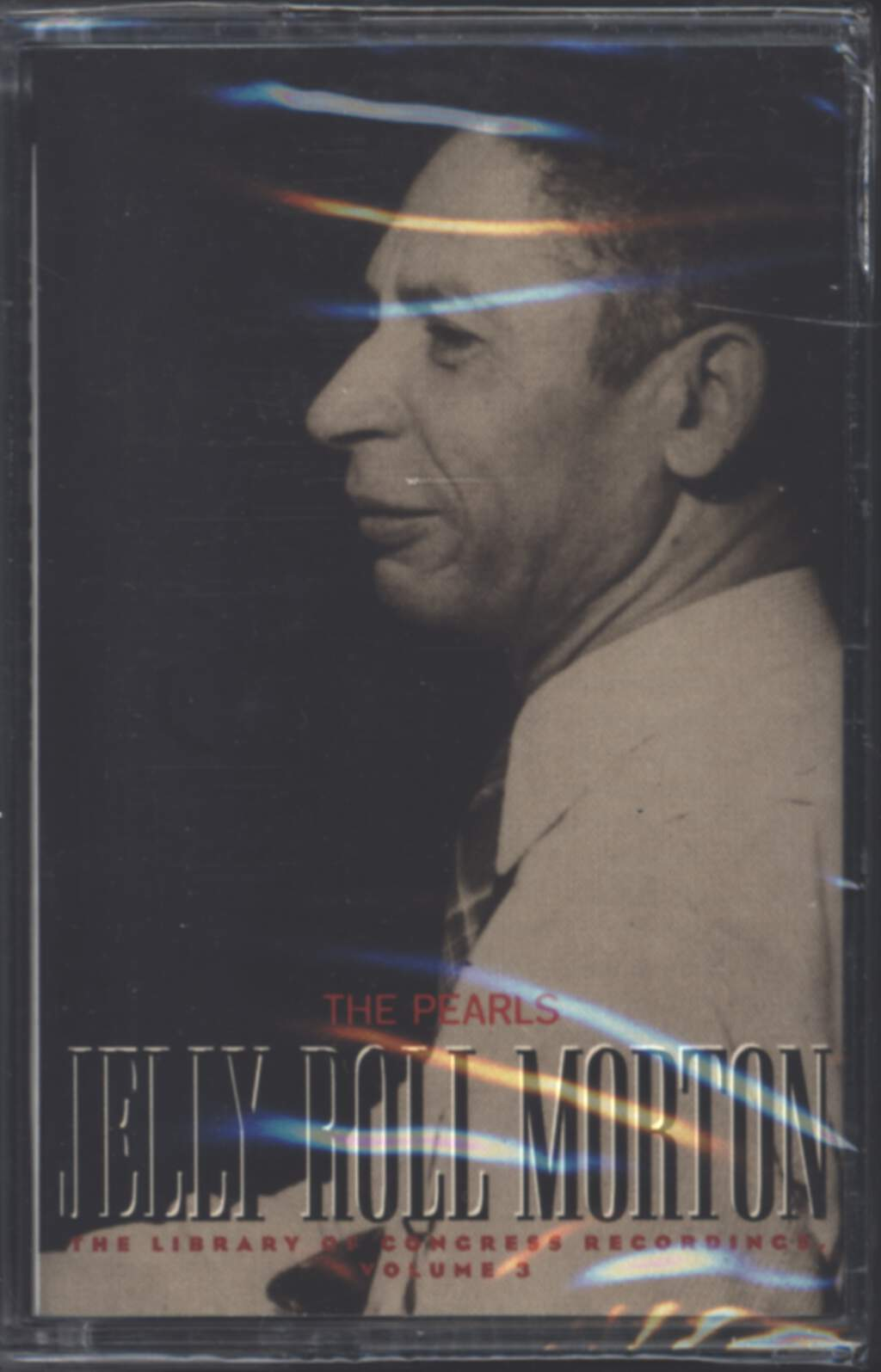 Jelly Roll Morton: The Pearls: The Library Of Congress Recordings, Volume 3, Tape