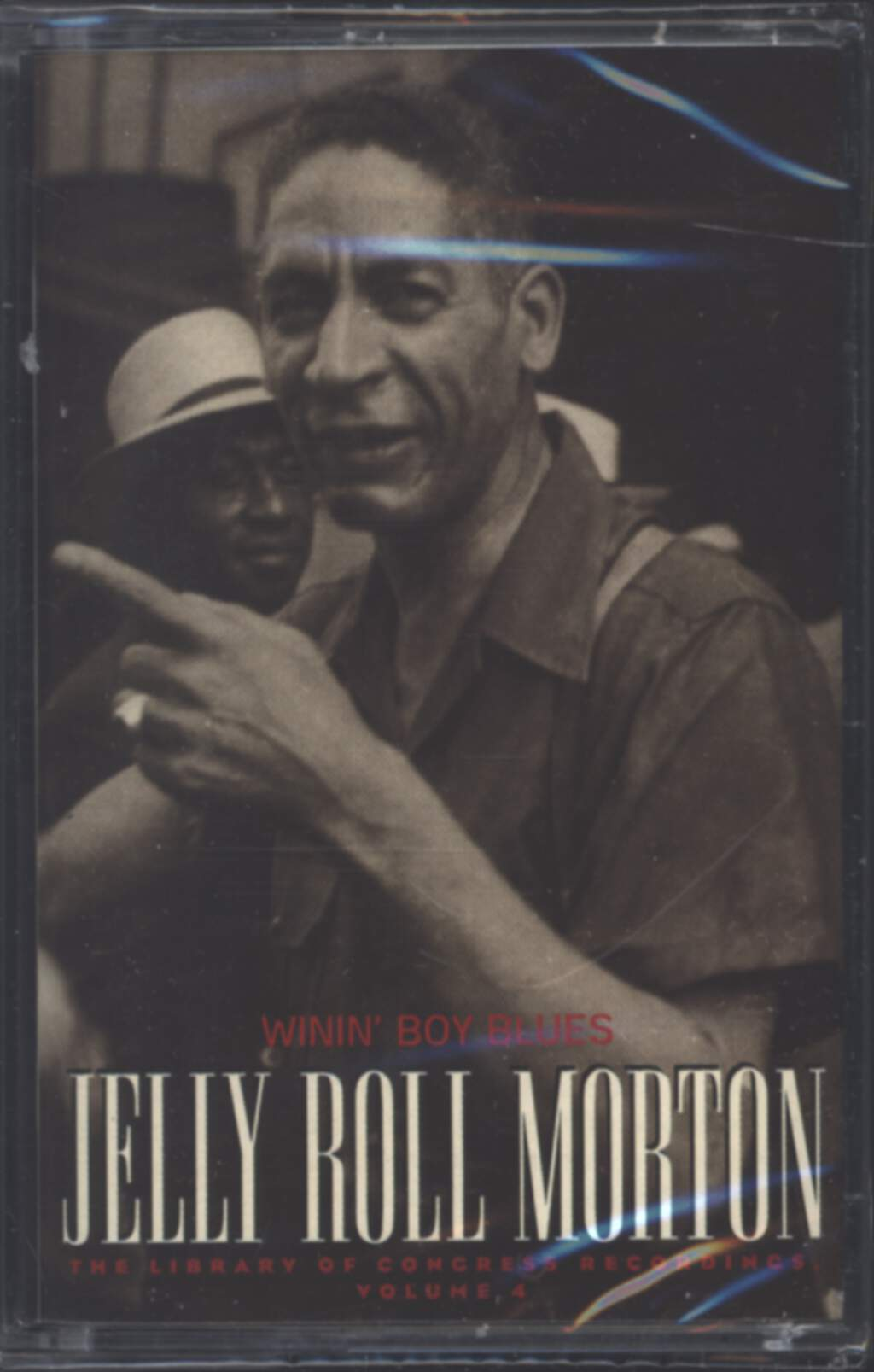 Jelly Roll Morton: Winin' Boy Blues: The Library Of Congress Recordings, Volume 4, Compact Cassette