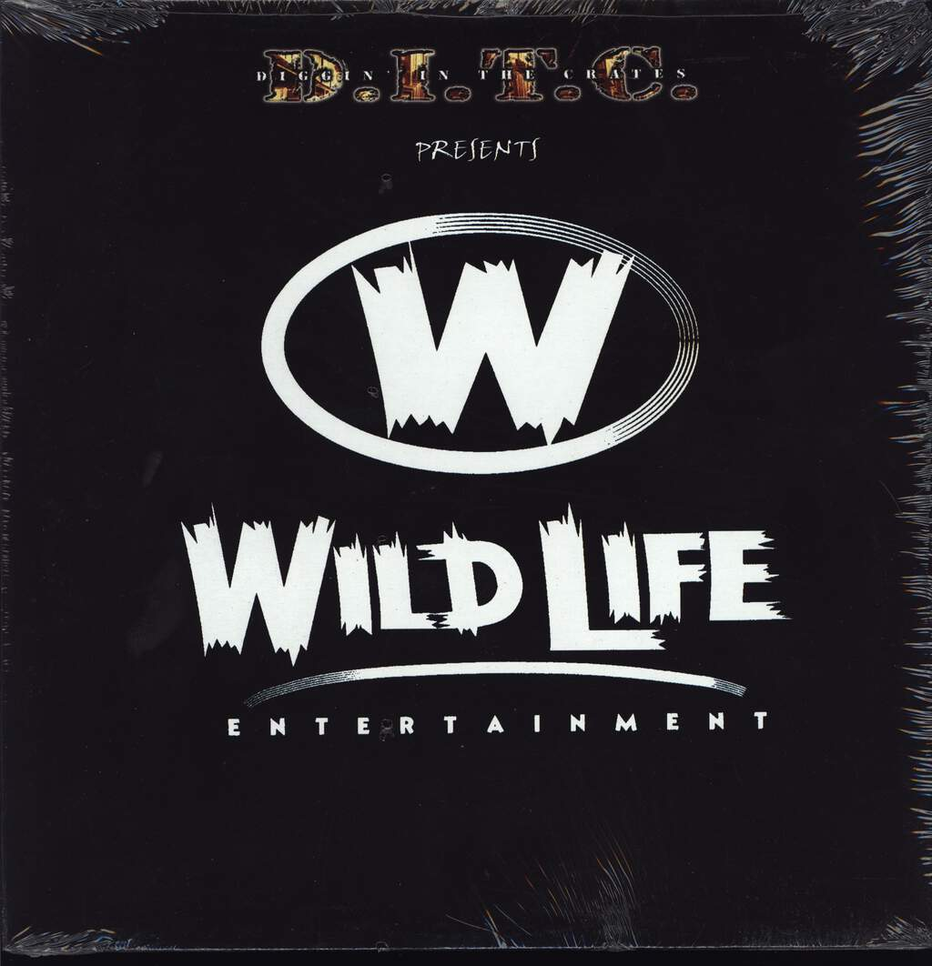"Various: D.I.T.C Presents Wild Life, 12"" Maxi Single (Vinyl)"
