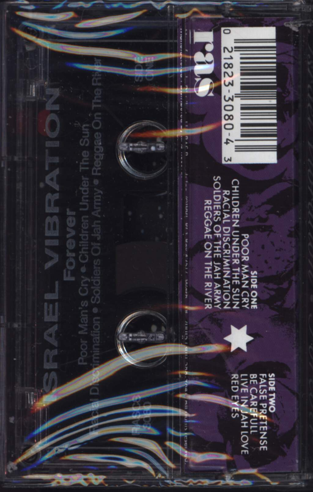Israel Vibration: Forever, Compact Cassette