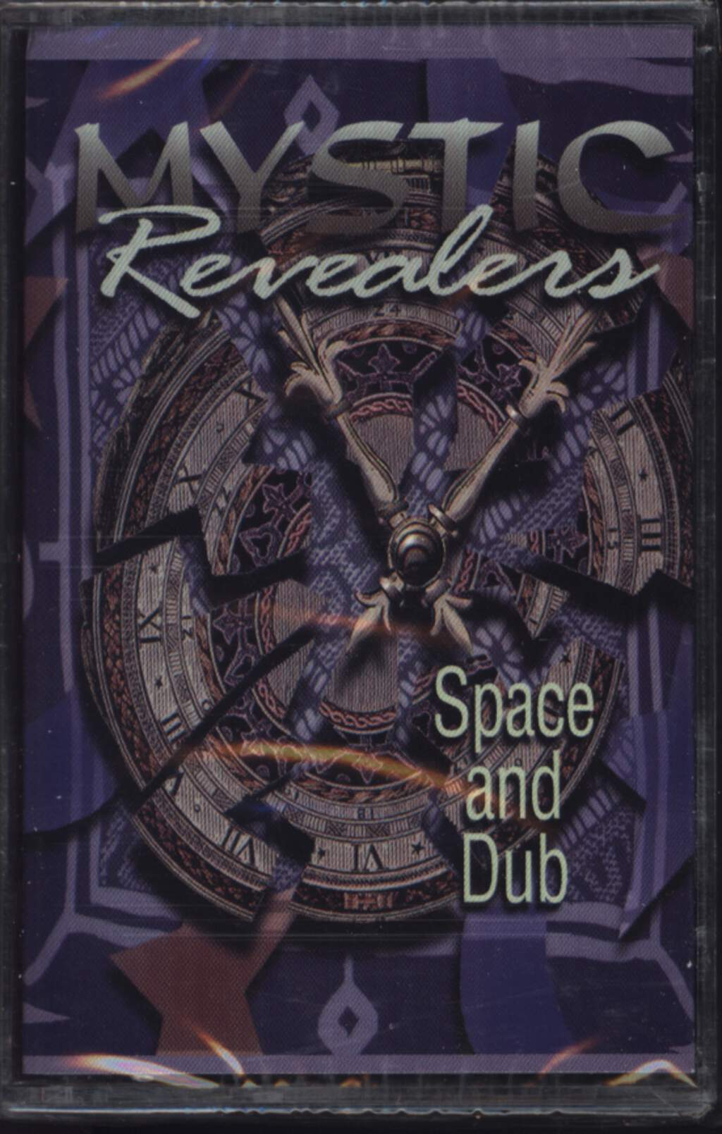 Mystic Revealers: Space And Dub, Tape