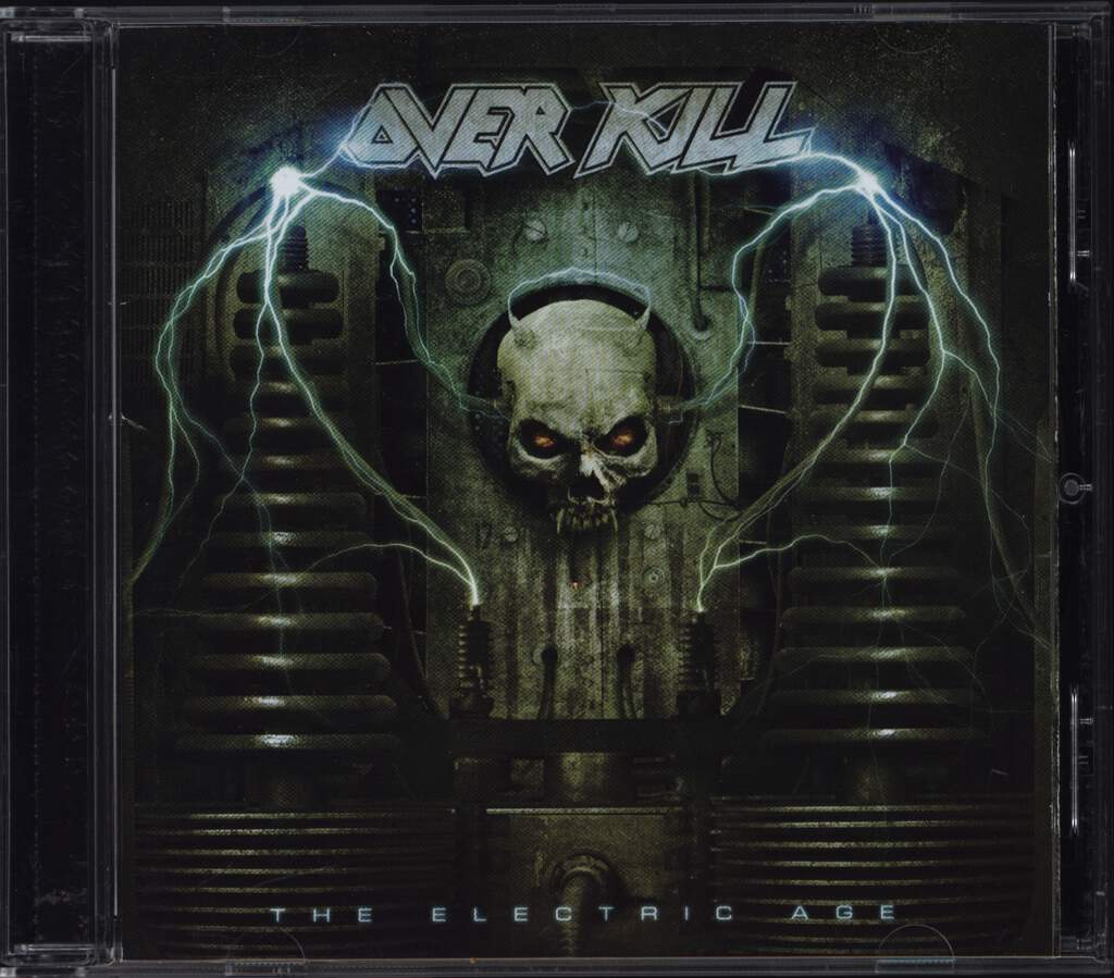 Overkill: The Electric Age, CD