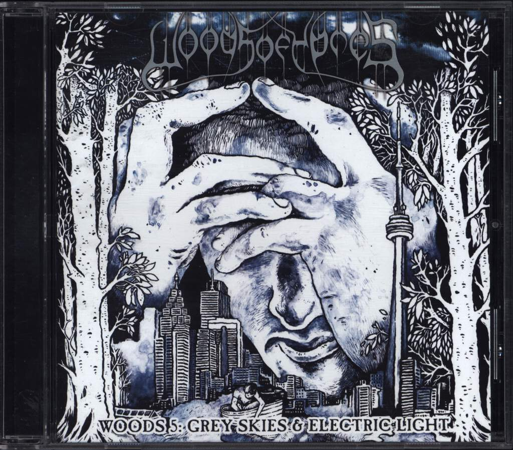 Woods Of Ypres: Woods 5: Grey Skies & Electric Light, CD