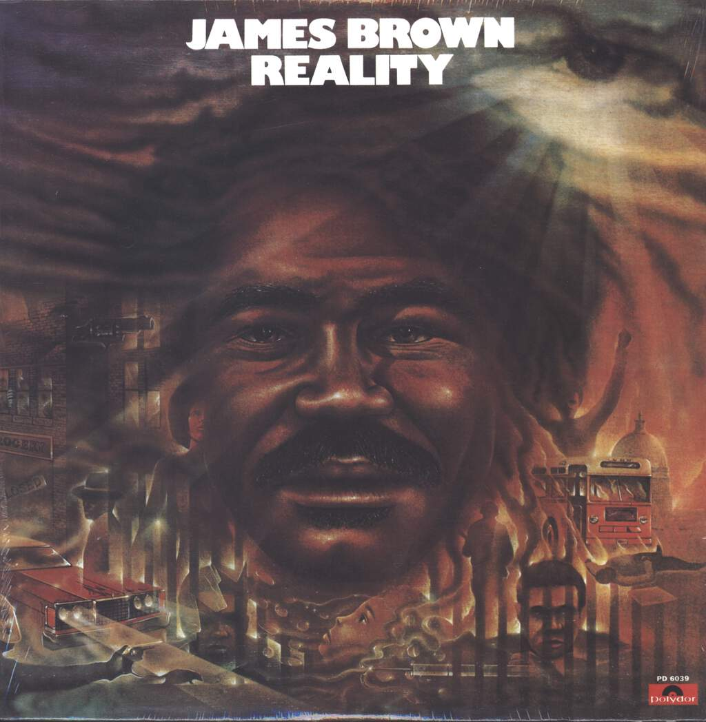 James Brown: Reality, LP (Vinyl)