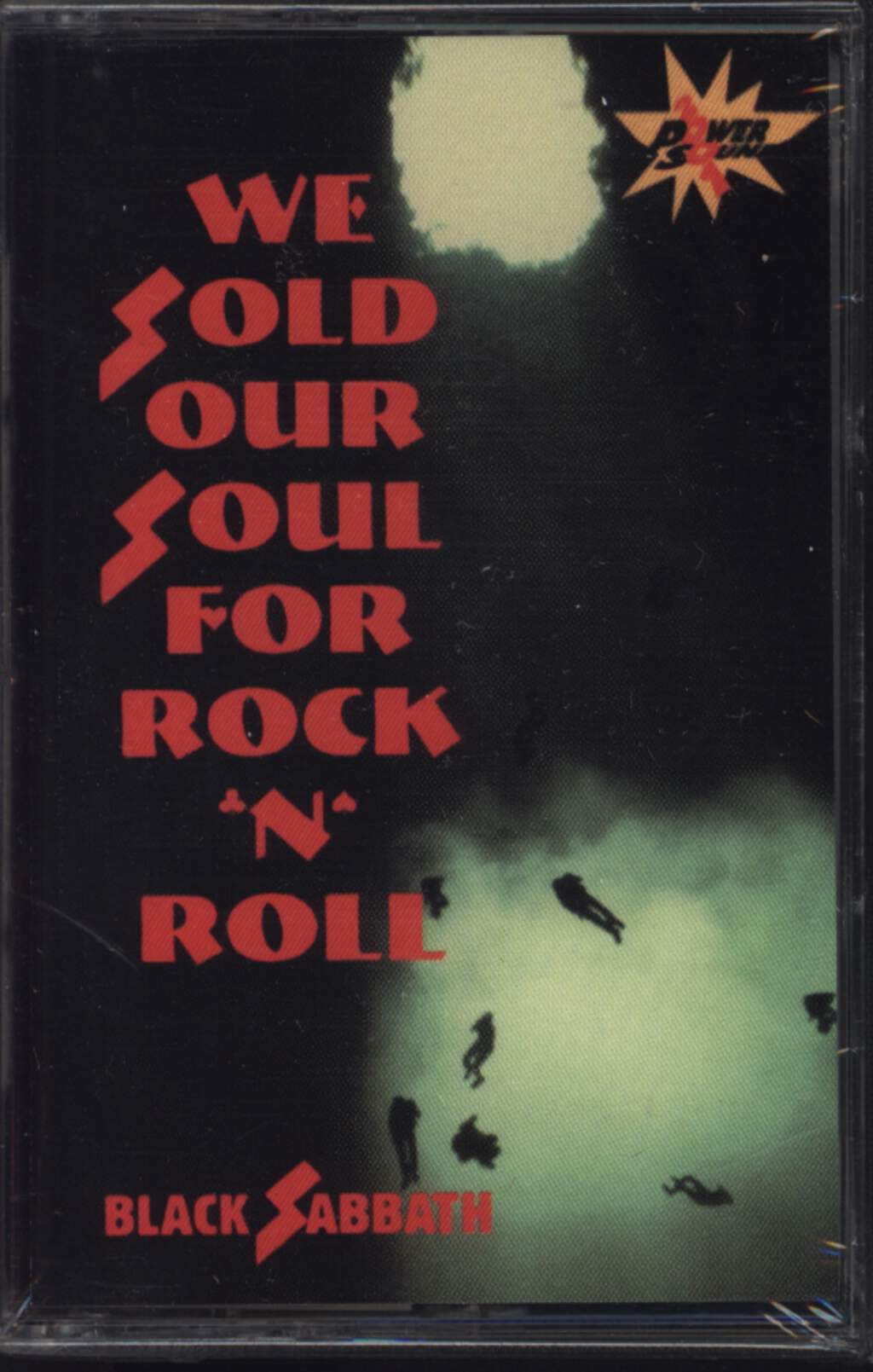 Black Sabbath: We Sold Our Soul For Rock 'N' Roll, Compact Cassette