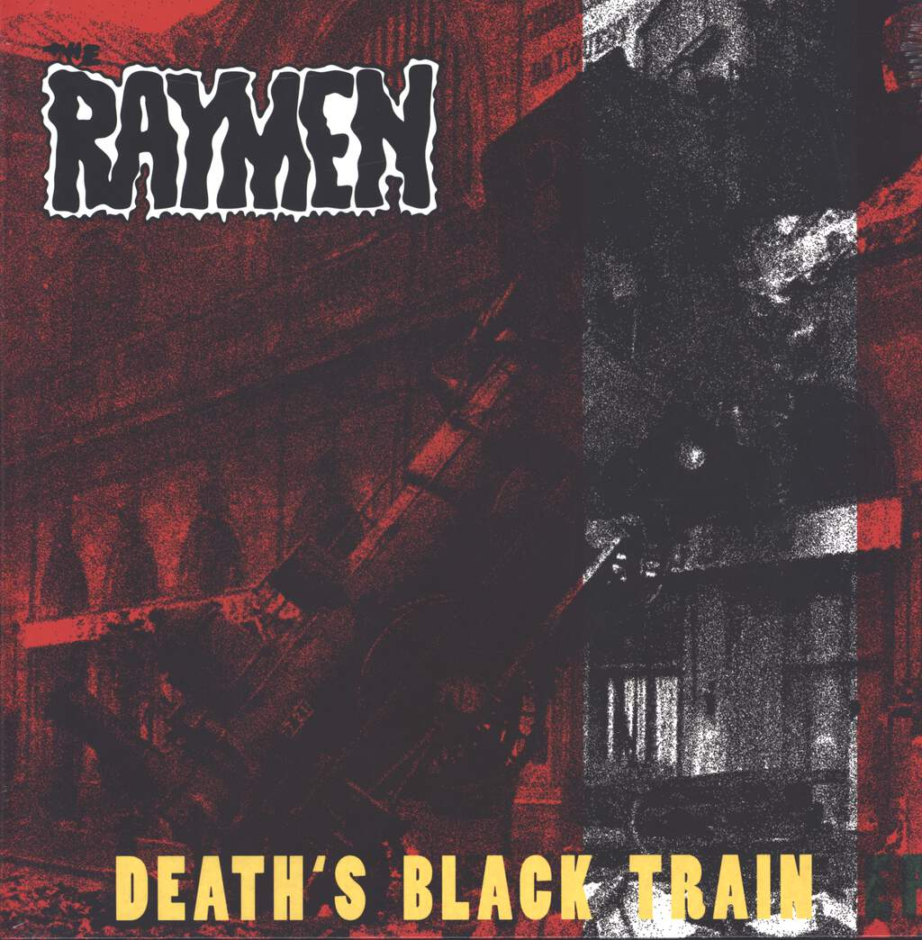 The Raymen: Death's Black Train, Mini LP (Vinyl)
