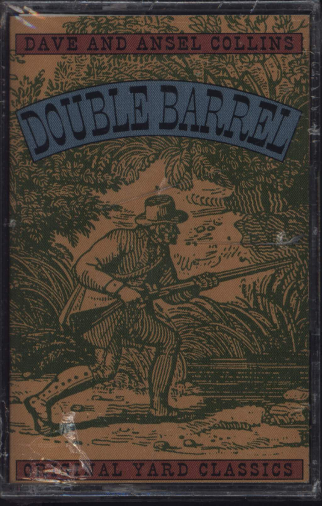 Dave & Ansel Collins: Double Barrel, Tape