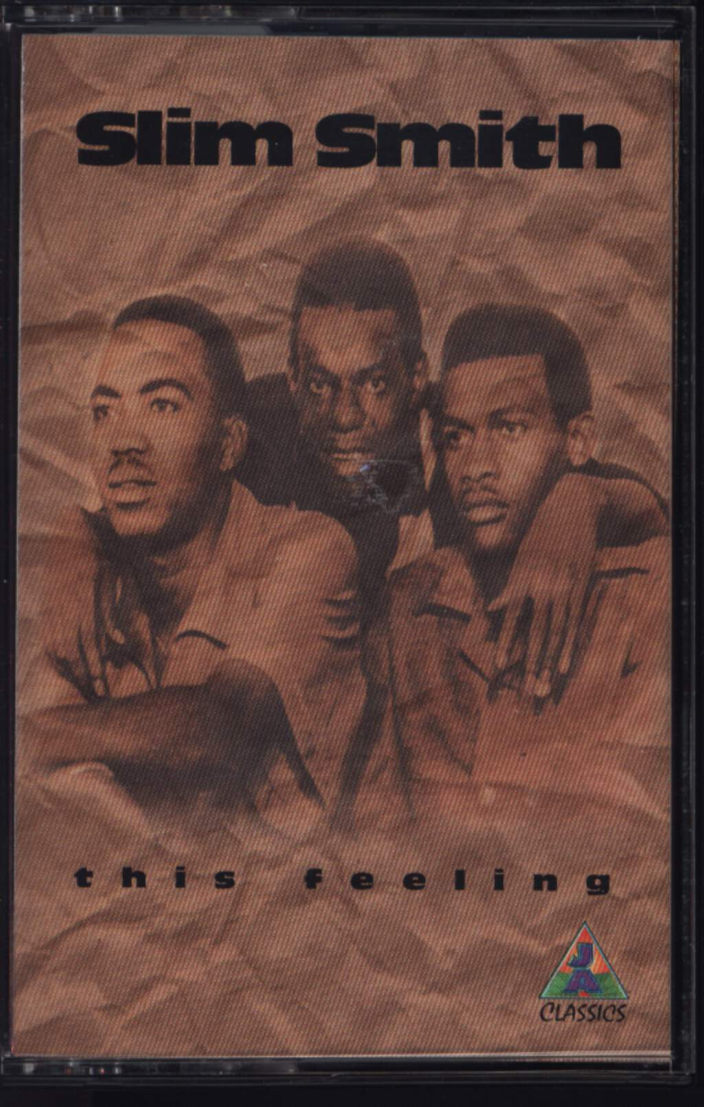 Slim Smith: This Feeling, Tape