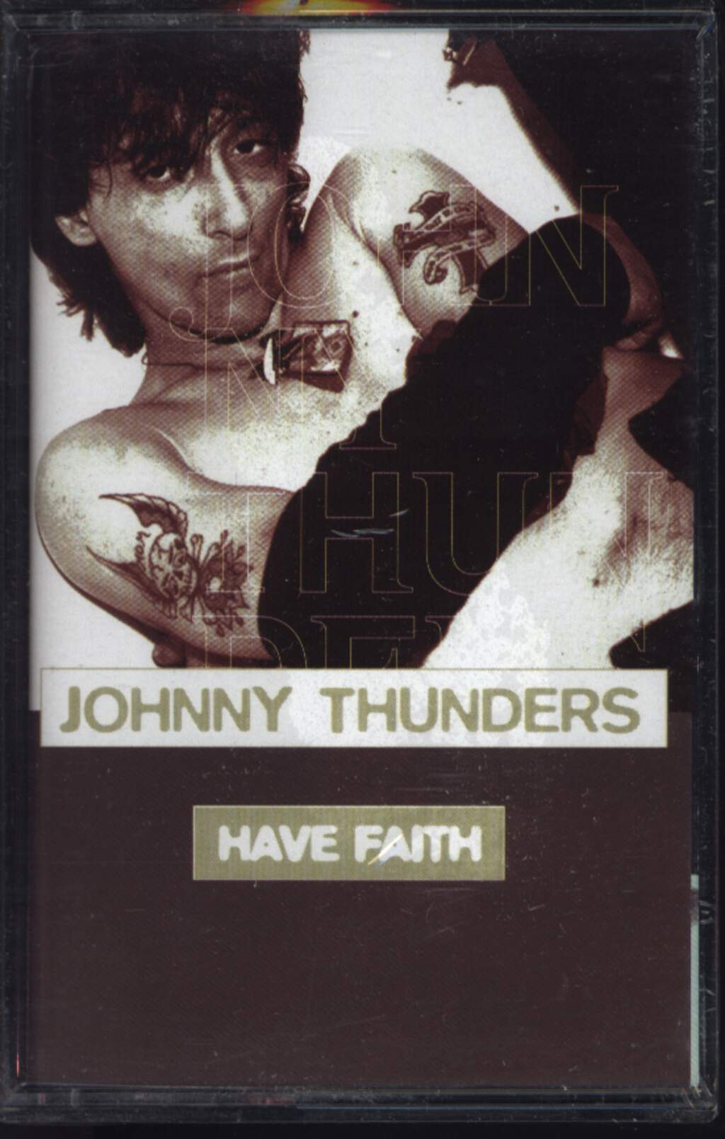 Johnny Thunders: Have Faith, Compact Cassette