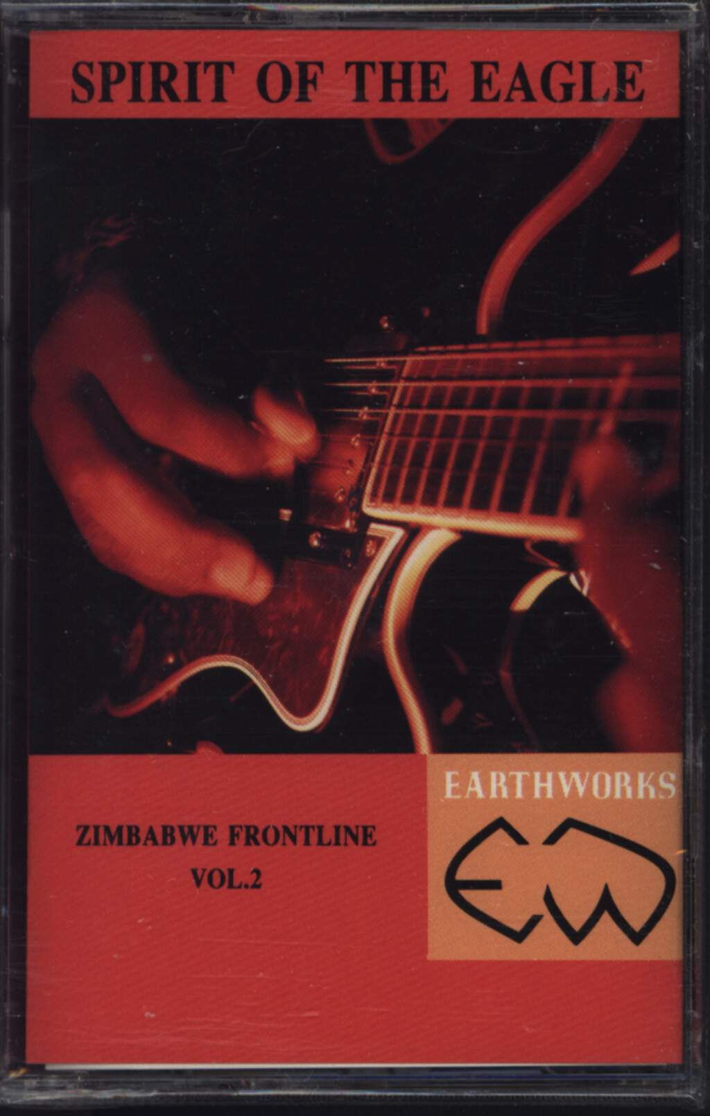 Various: Spirit Of The Eagle (Zimbabwe Frontline Vol. 2), Tape