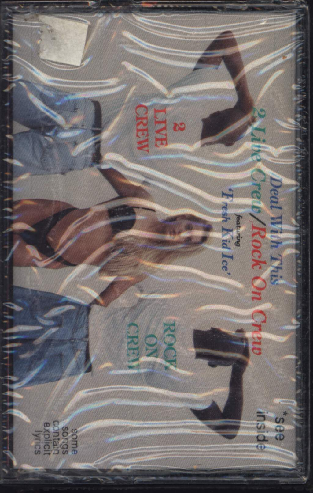 The 2 Live Crew: Deal With This, Compact Cassette