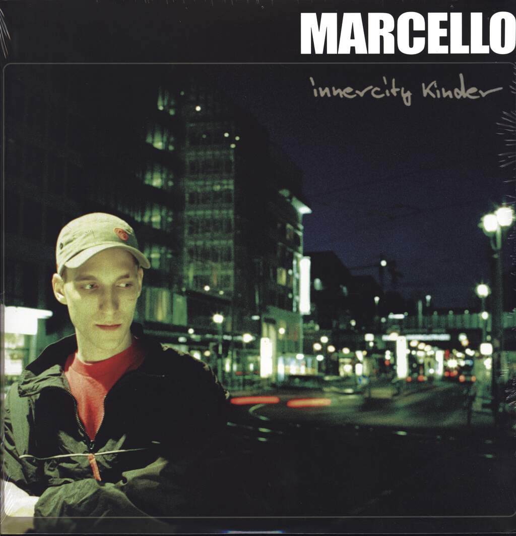 Marcello: Innercity Kinder, LP (Vinyl)