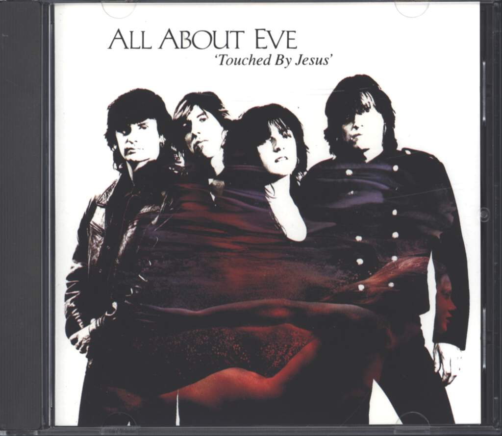 All About Eve: Touched By Jesus, CD