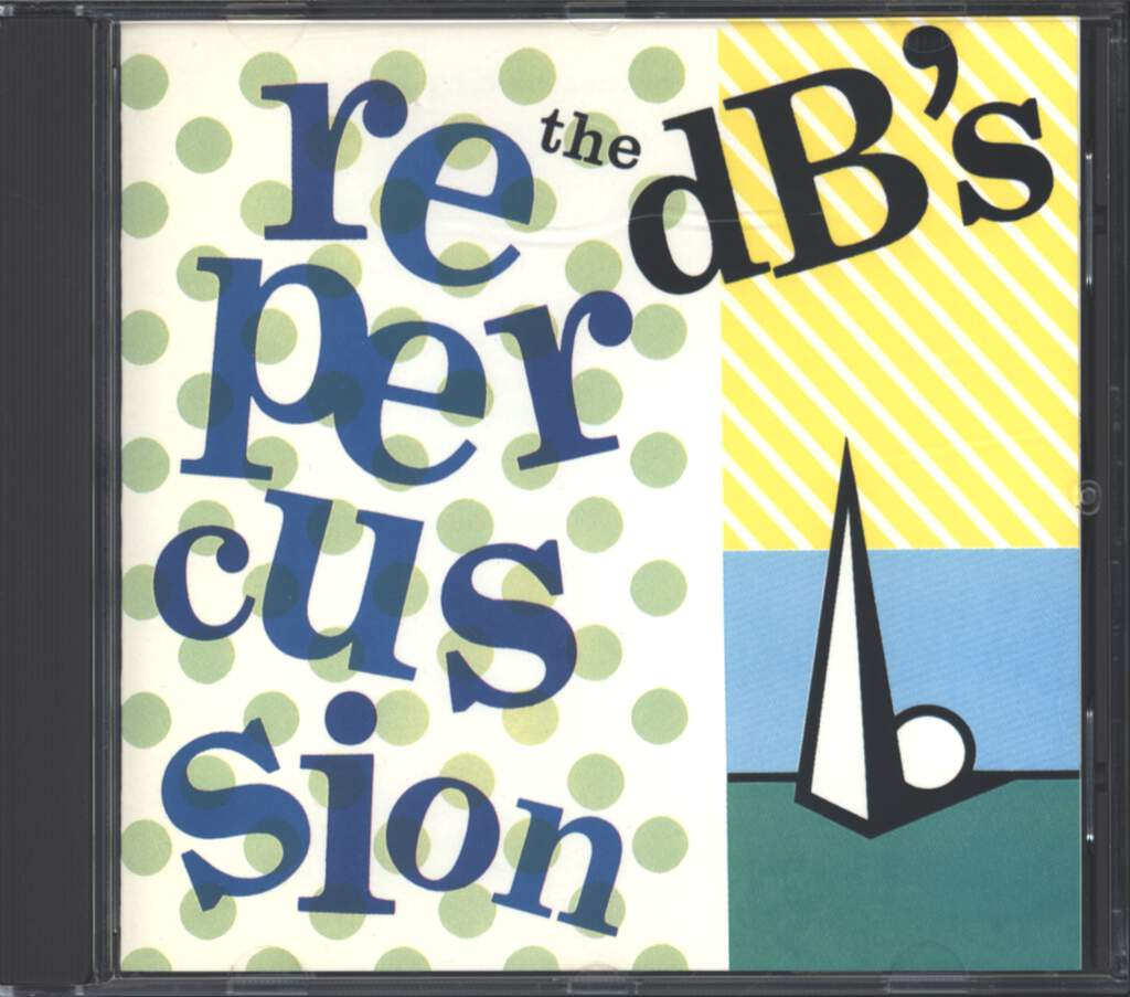 The dB's: Repercussion, CD