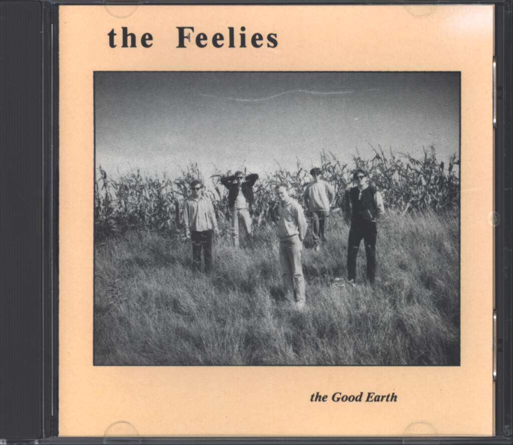 The Feelies: The Good Earth, CD