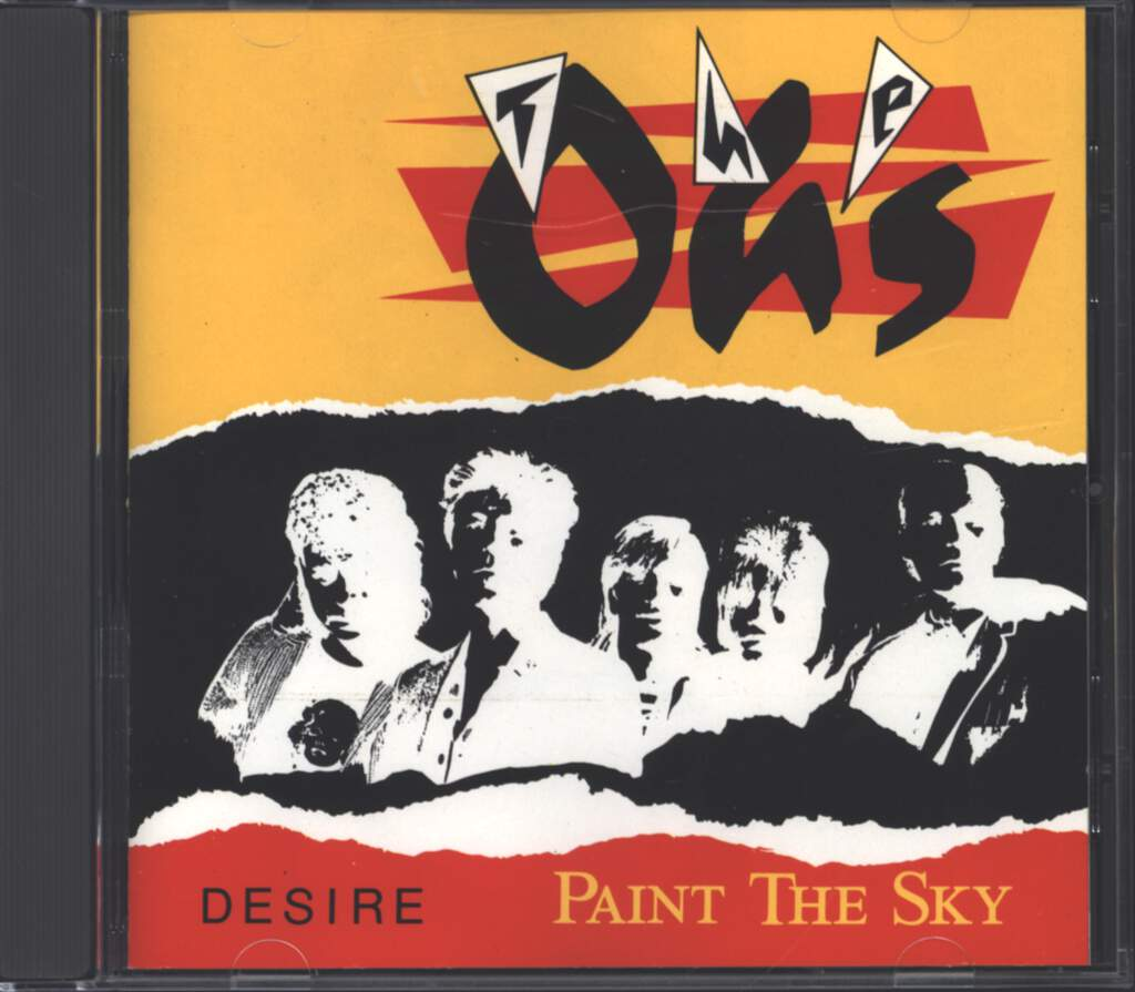 The Oh's: Desire & Paint The Sky, CD