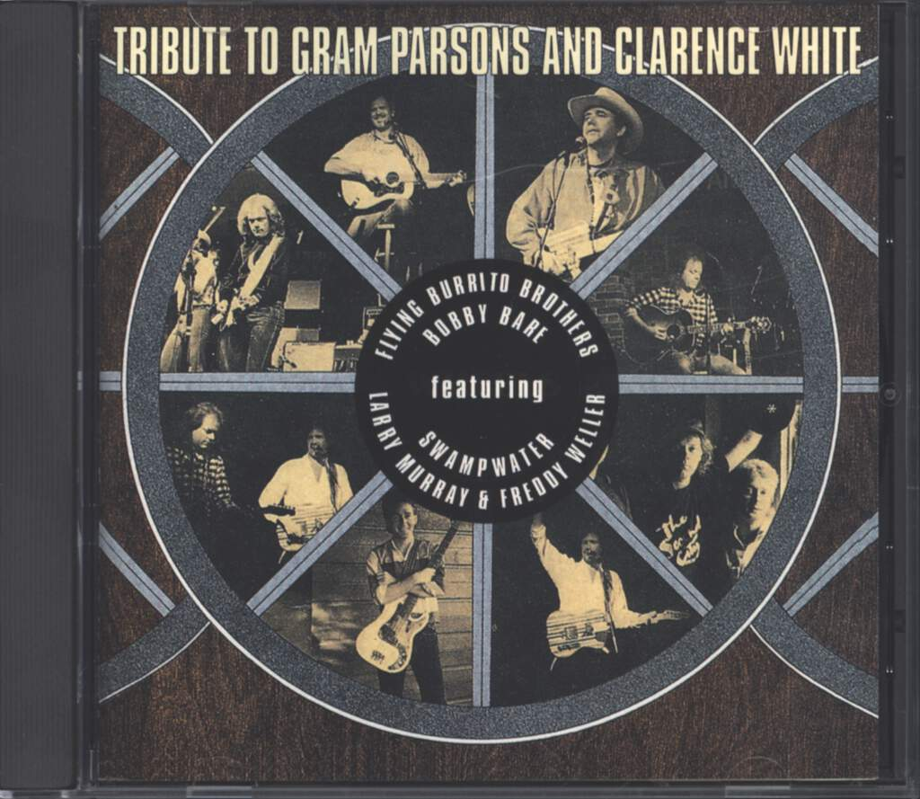 Various: Tribute To Gram Parsons And Clarence White, CD