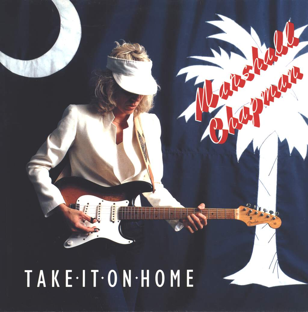 Marshall Chapman: Take It On Home, LP (Vinyl)