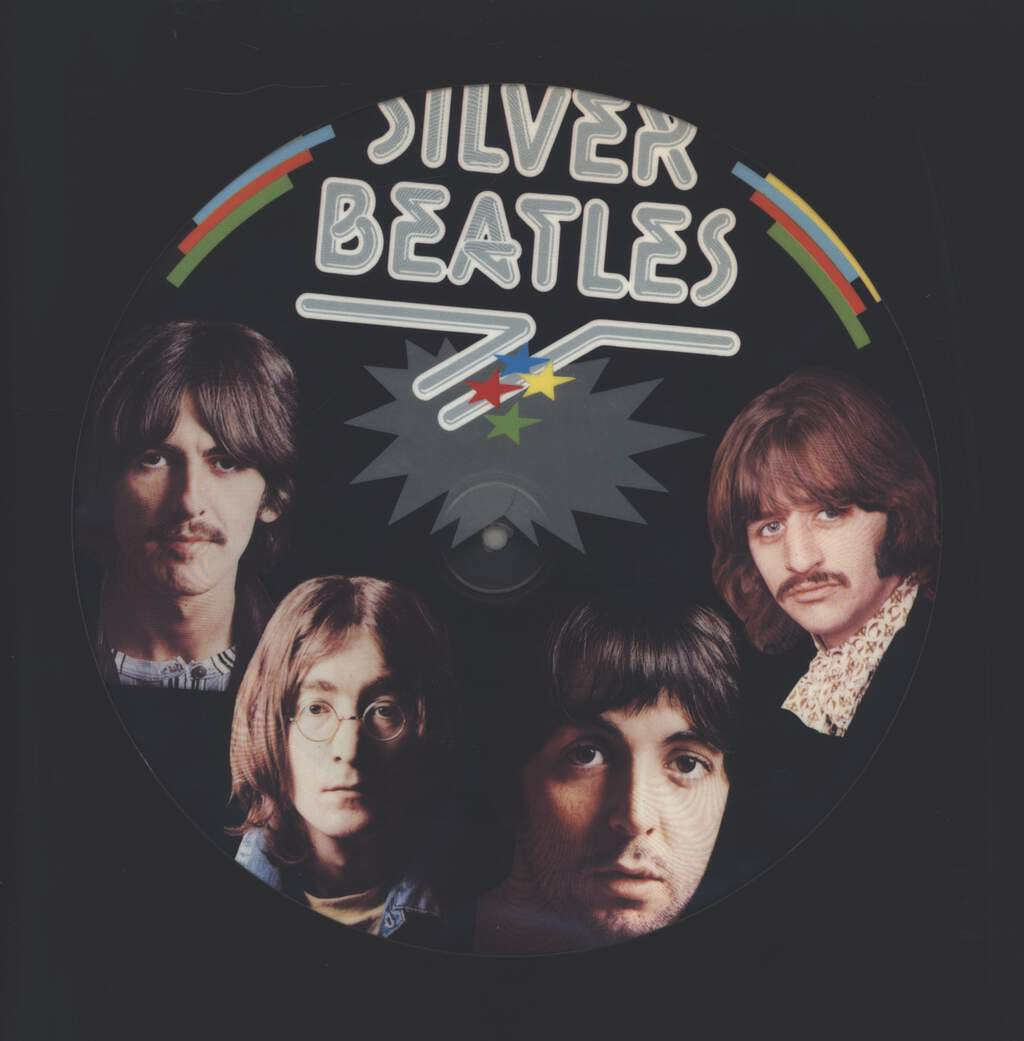 The Beatles: Silver Beatles, LP (Vinyl)