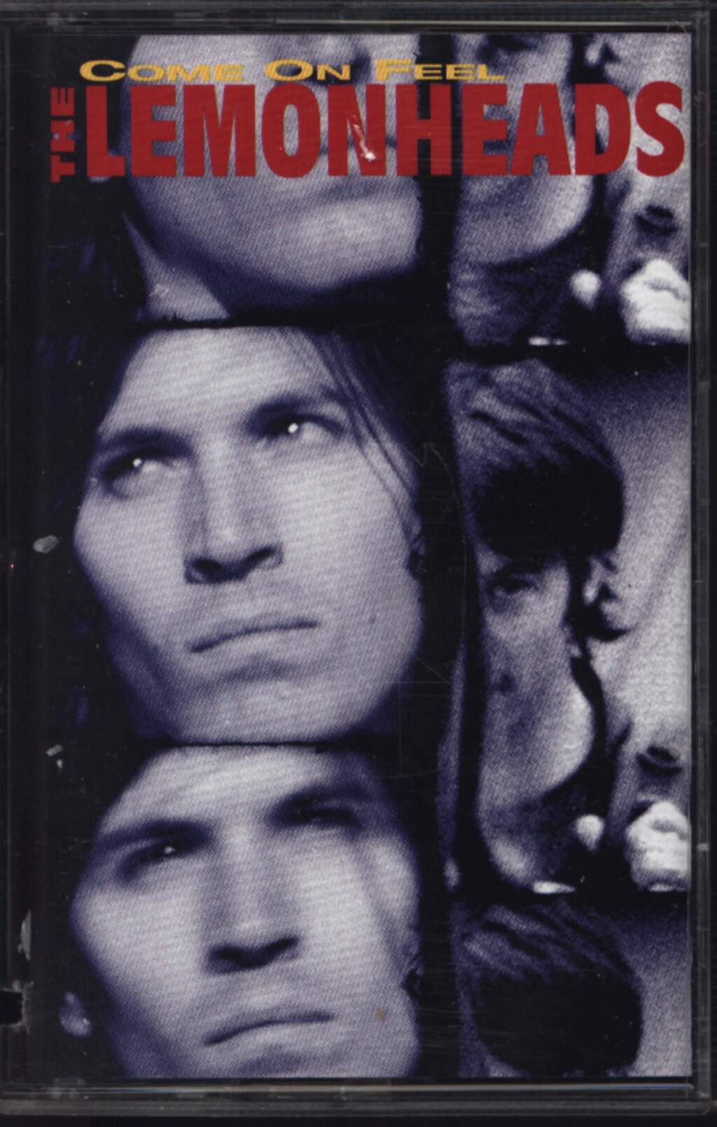 The Lemonheads: Come On Feel The Lemonheads, Tape