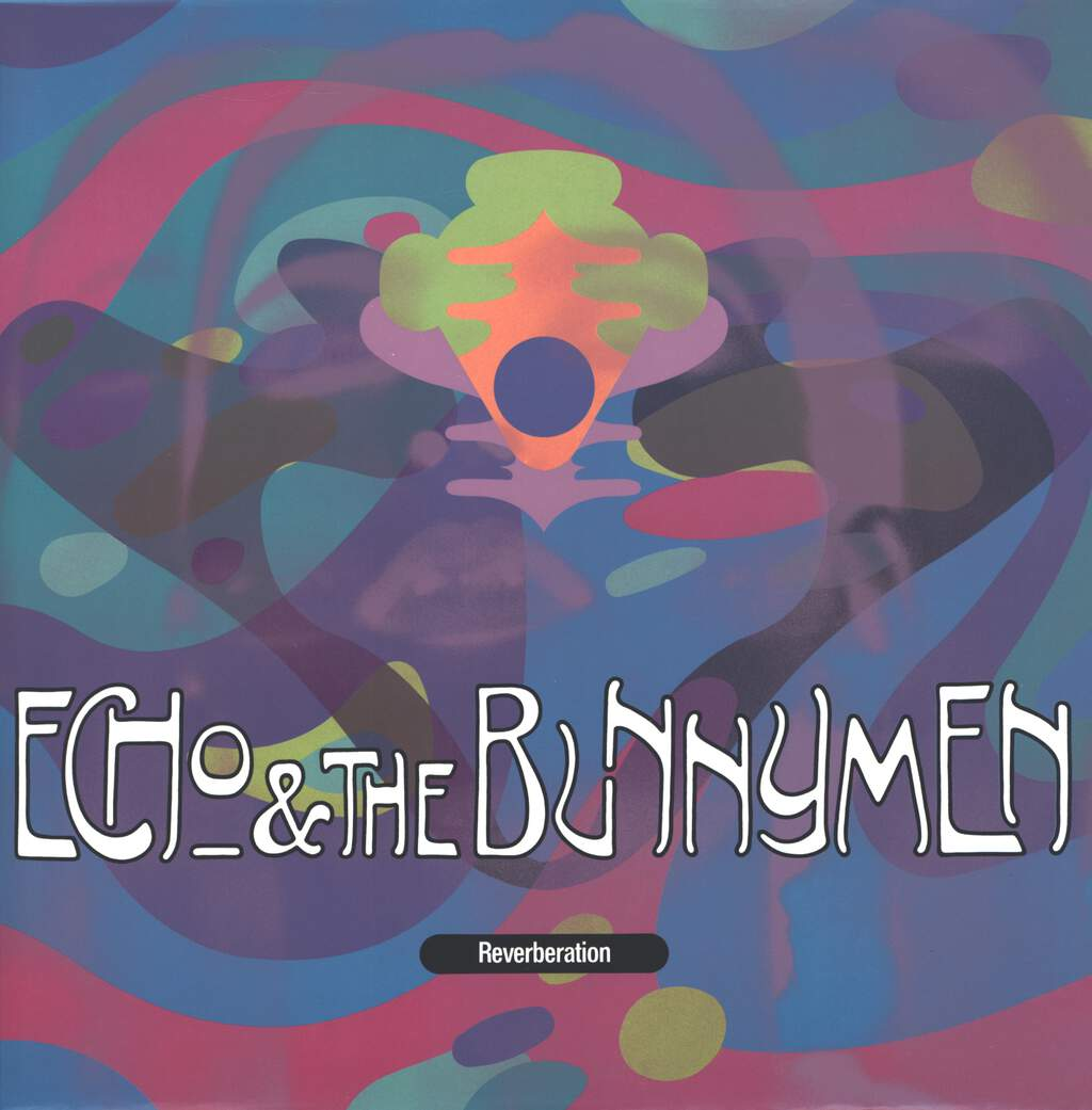 Echo & the Bunnymen: Reverberation, LP (Vinyl)