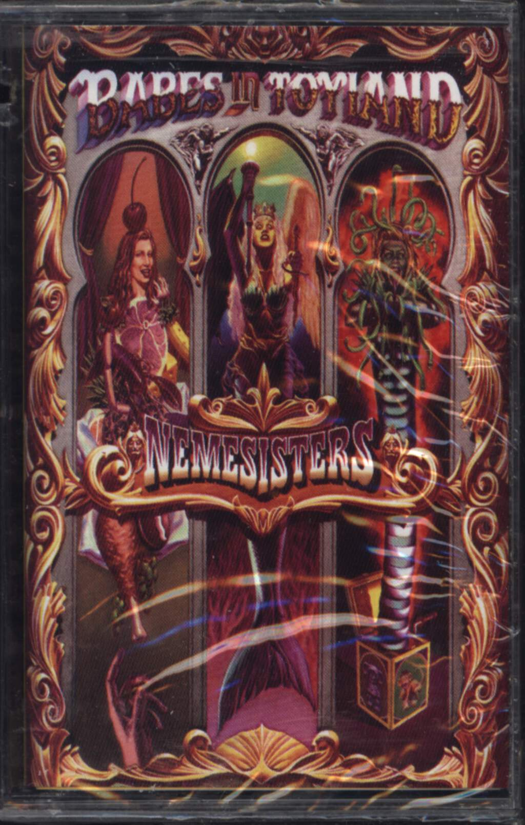 Babes in Toyland: Nemesisters, Compact Cassette