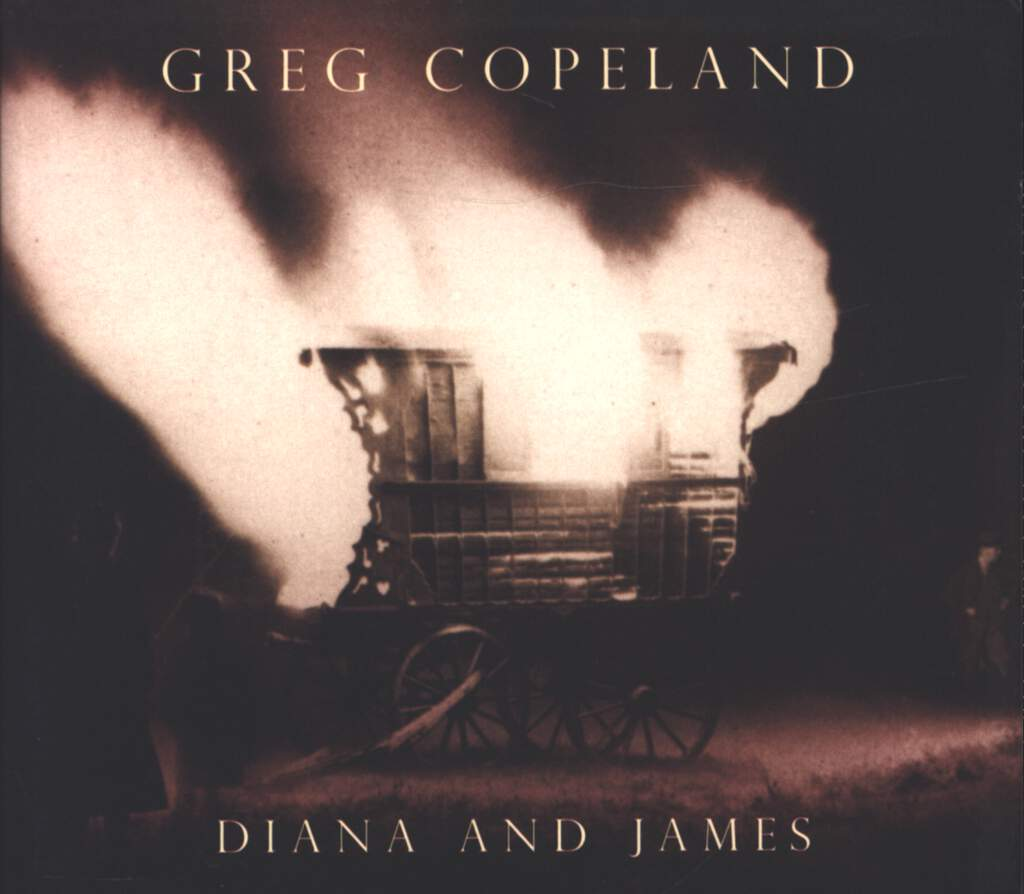 Greg Copeland: Diana And James, CD