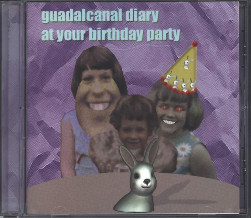 Guadalcanal Diary: At Your Birthday Party, CD