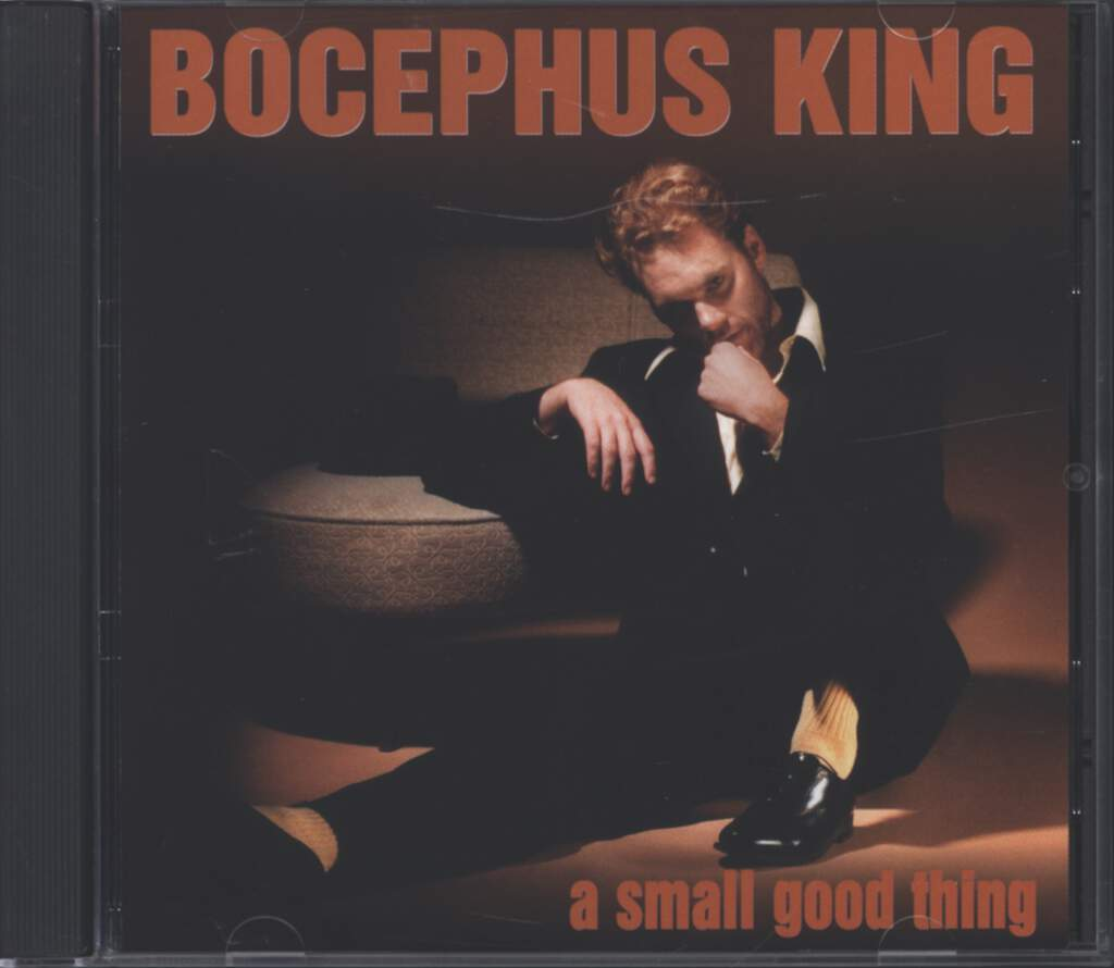 Bocephus King: A Small Good Thing, CD