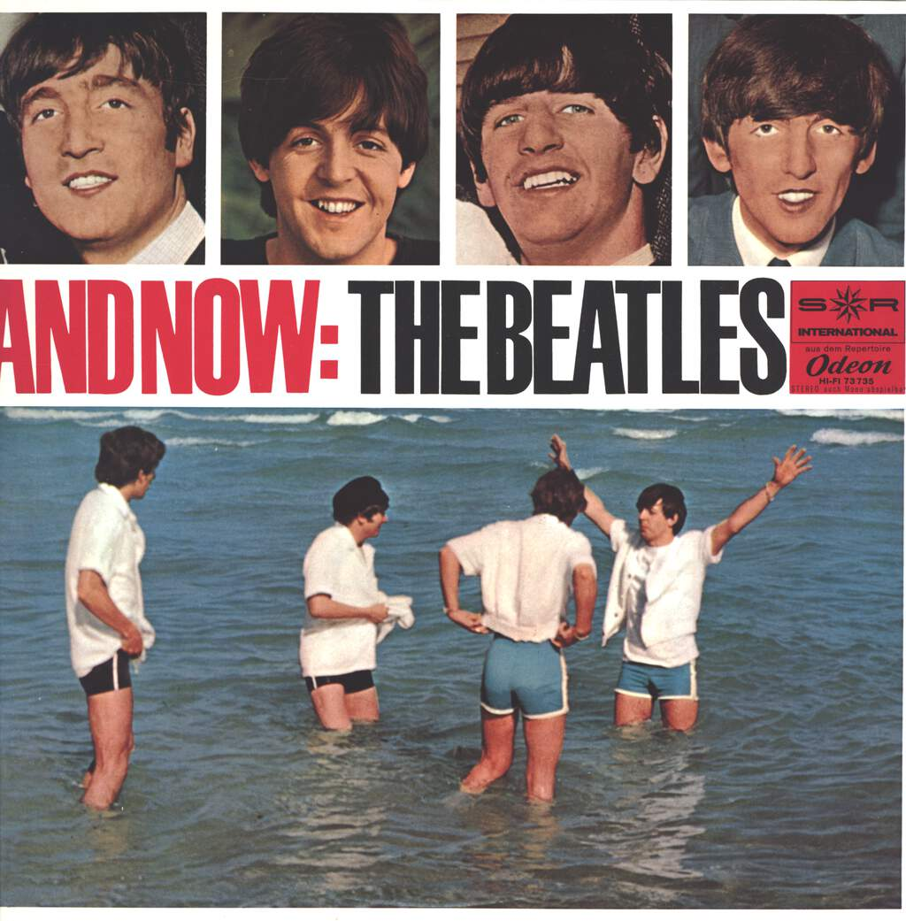 The Beatles: And Now: The Beatles, LP (Vinyl)