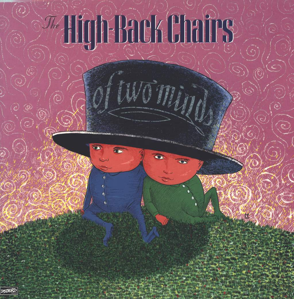 The High-Back Chairs: Of Two Minds, LP (Vinyl)