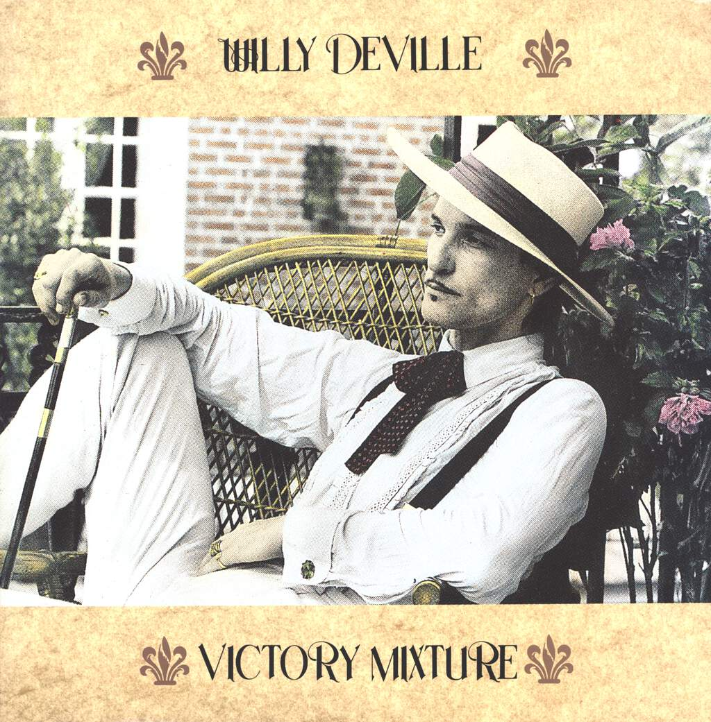Willy DeVille: Victory Mixture, LP (Vinyl)