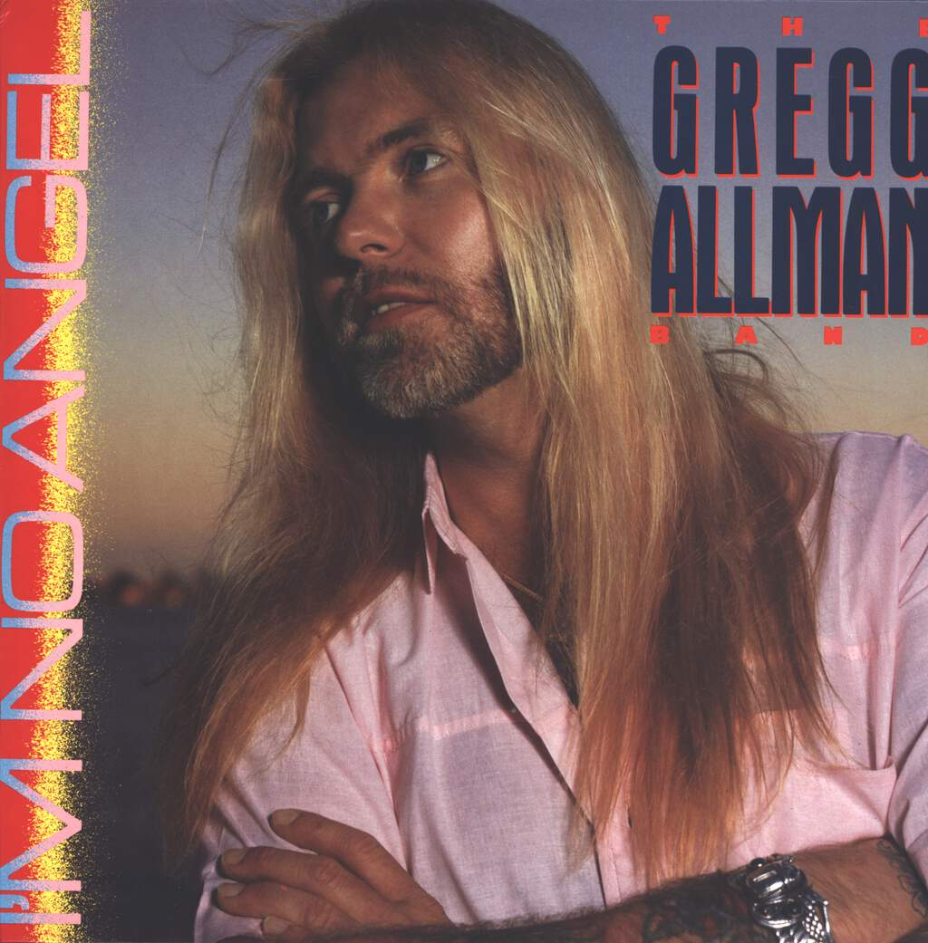 The Gregg Allman Band: I'm No Angel, LP (Vinyl)