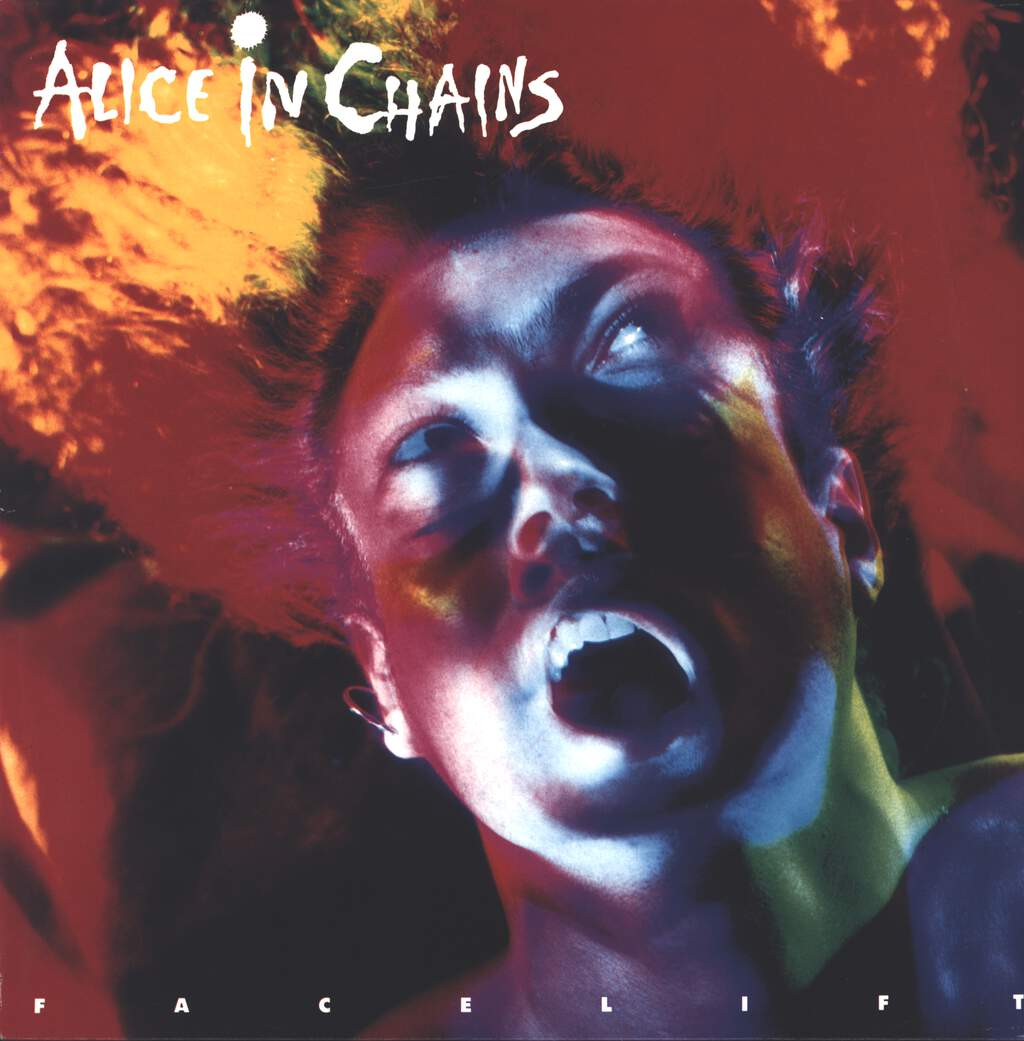 Alice in Chains: Facelift, LP (Vinyl)
