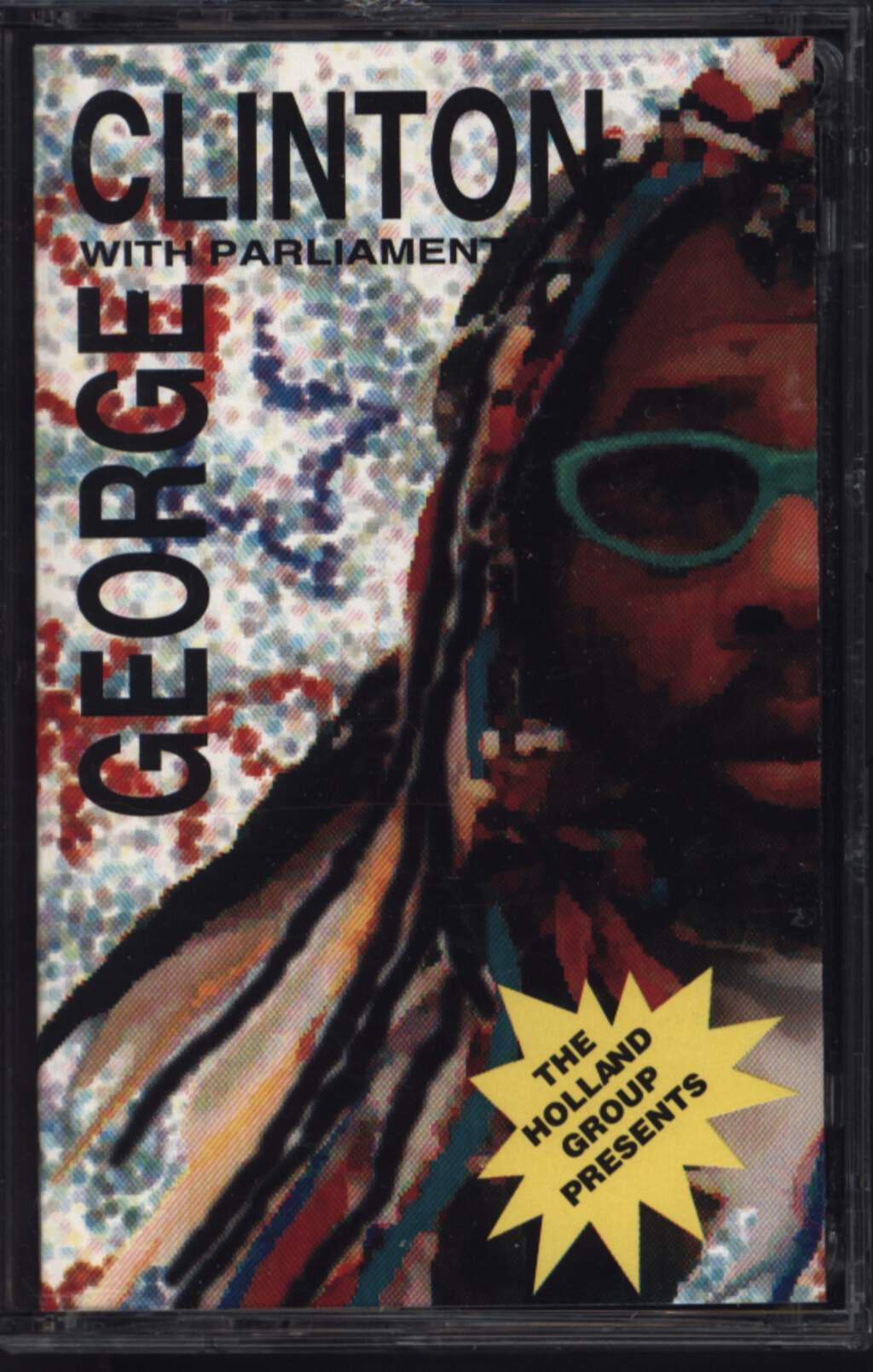 George Clinton: George Clinton With Parliament, Compact Cassette