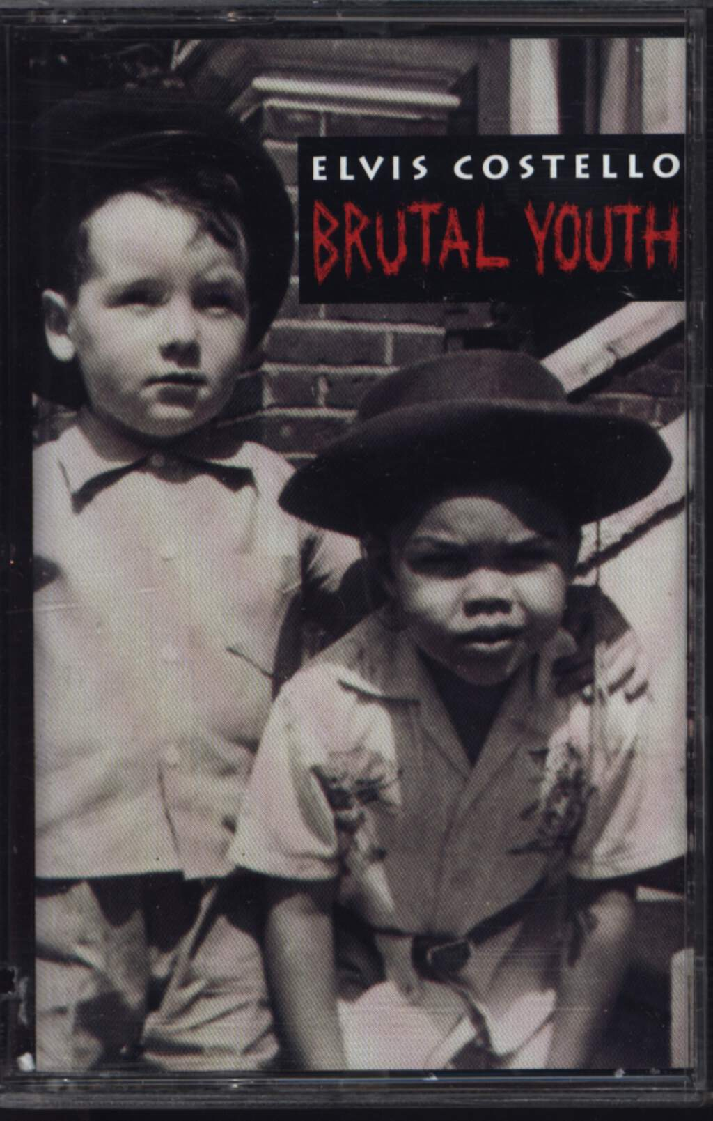 Elvis Costello: Brutal Youth, Compact Cassette