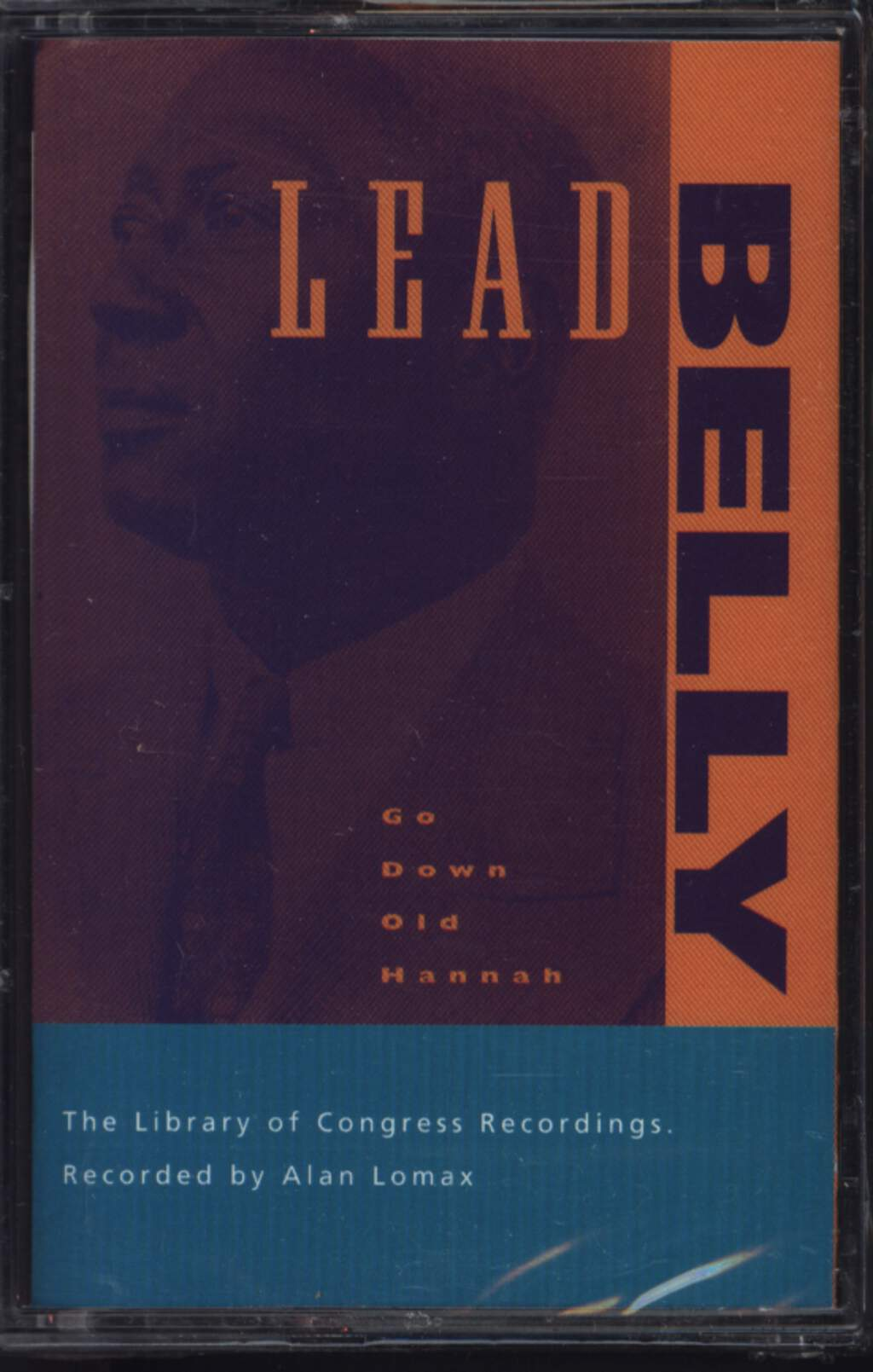 Leadbelly: Go Down Old Hannah - The Library Of Congress Recordings, Volume Six, Compact Cassette