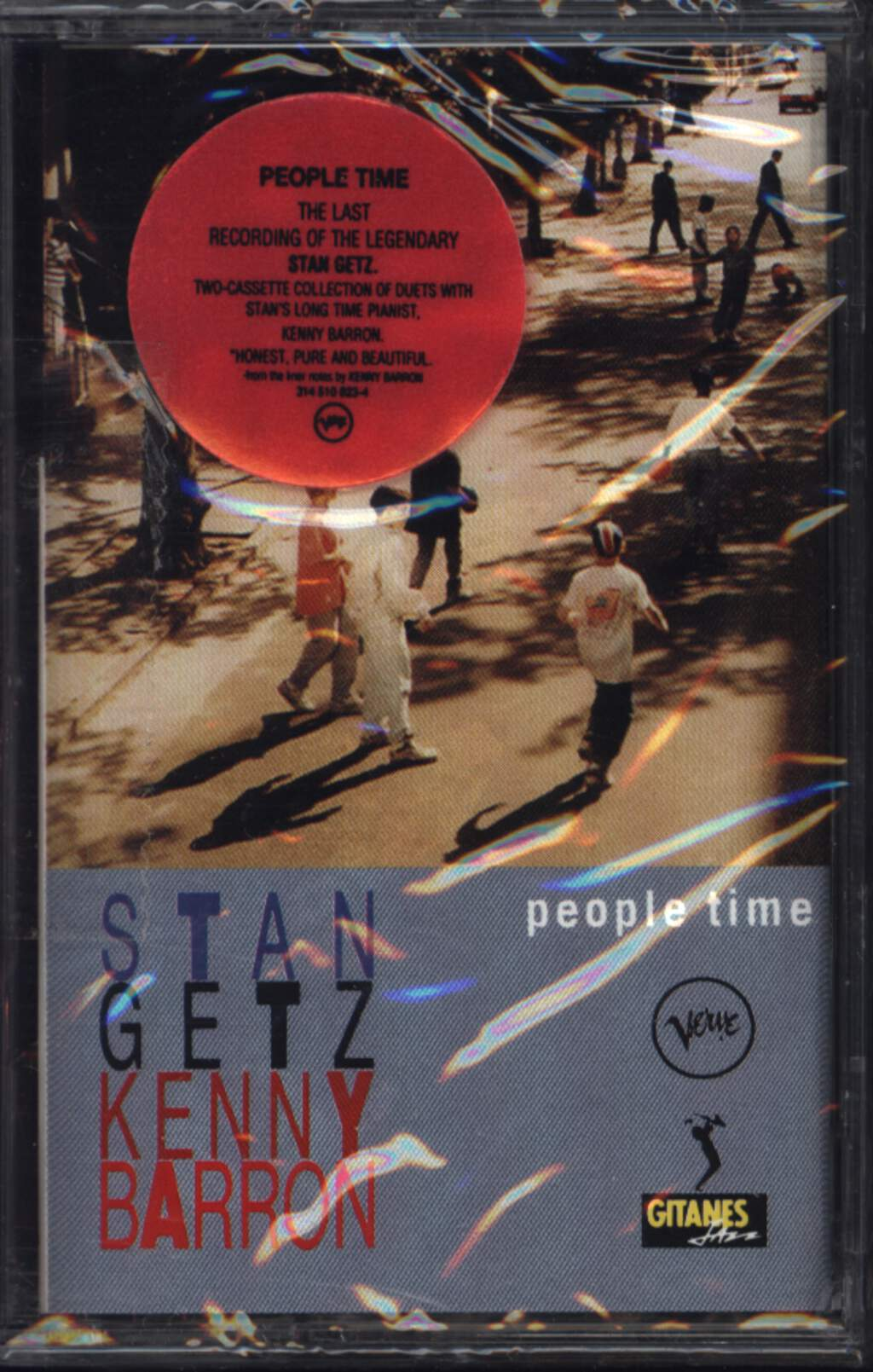 Stan Getz: People Time, 2×Tape