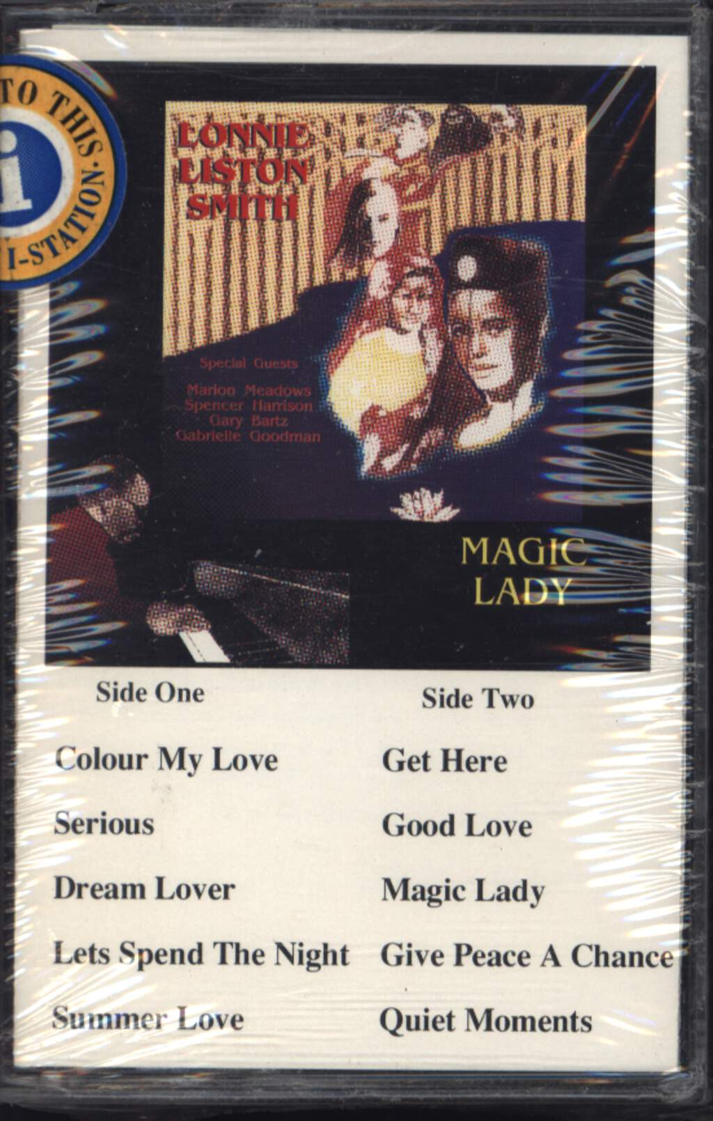 Lonnie Liston Smith: Magic Lady, Compact Cassette