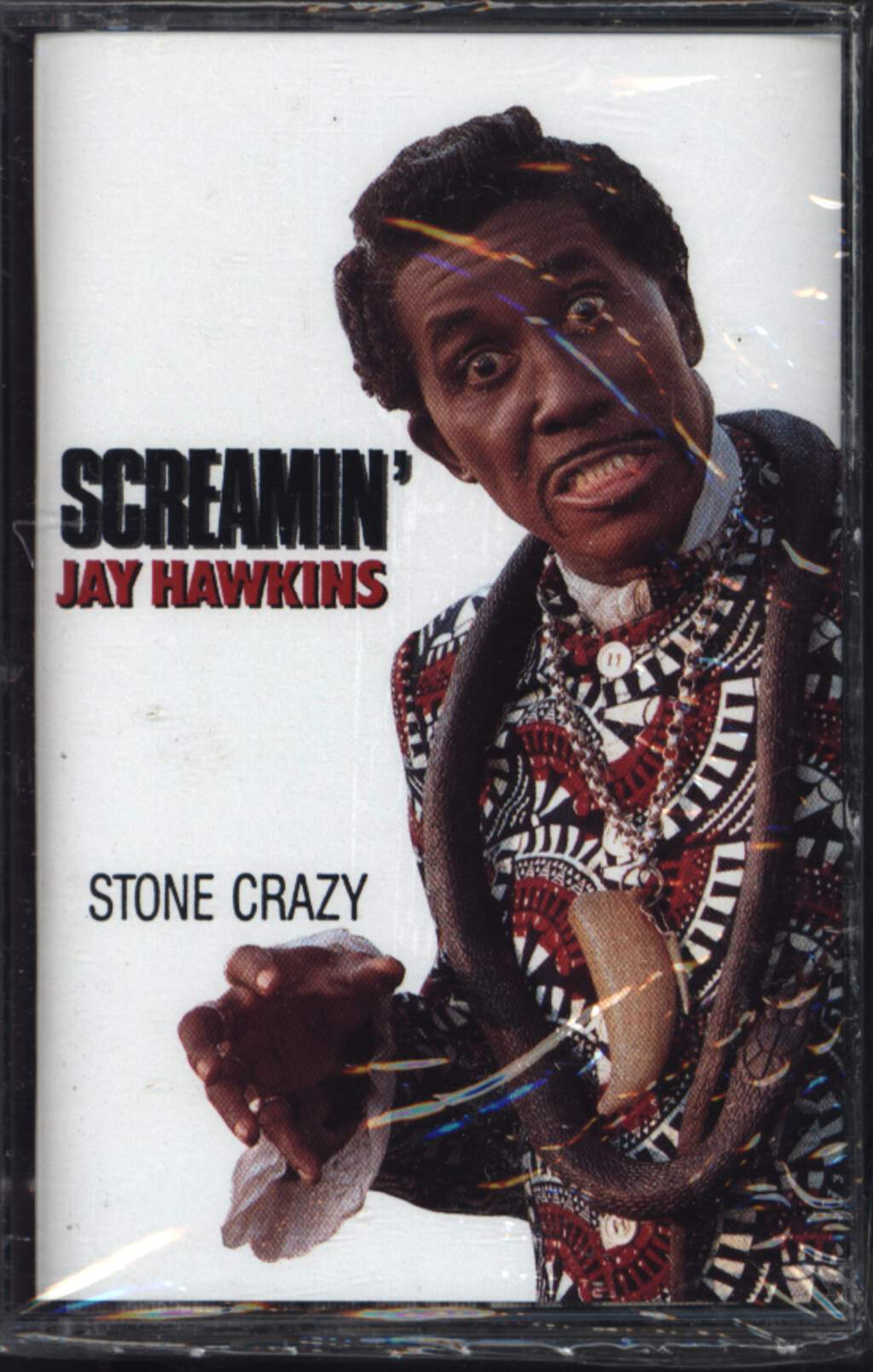 Screamin'jay Hawkins: Stone Crazy, Compact Cassette