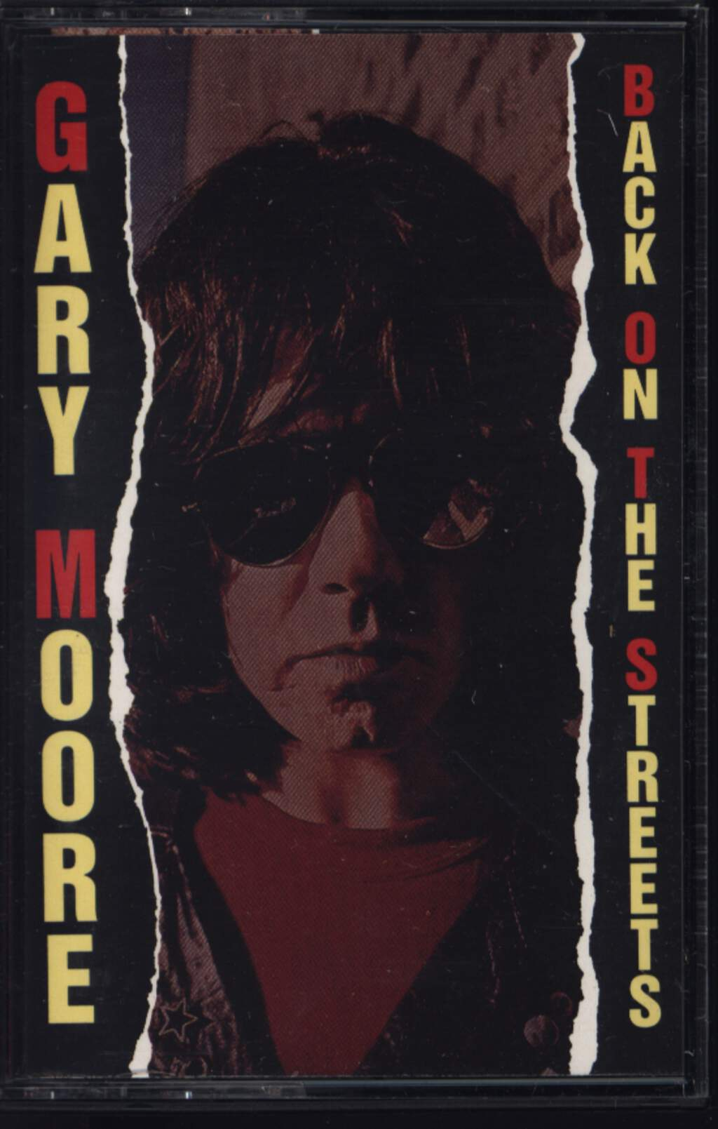 Gary Moore: Back On The Streets, Compact Cassette