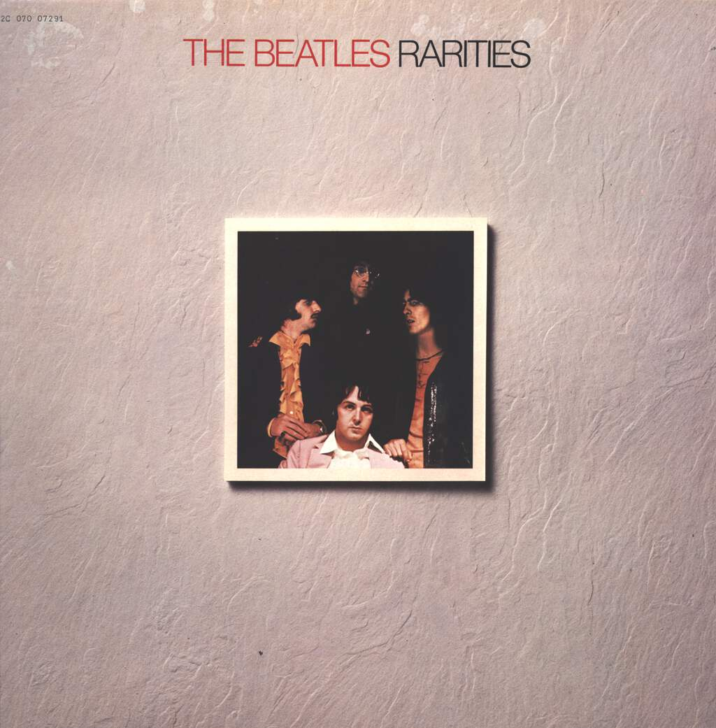 The Beatles: Rarities, LP (Vinyl)
