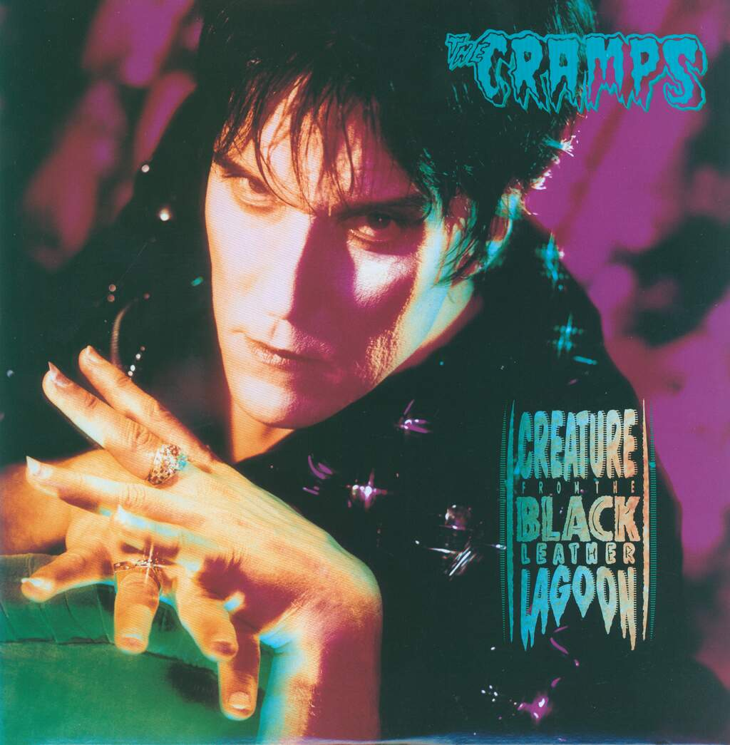 "The Cramps: Creature From The Black Leather Lagoon, 12"" Maxi Single (Vinyl)"